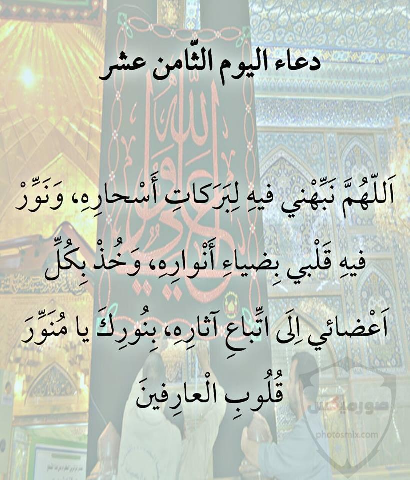 """أدعية شهر رمضان 2020 مكتوبة """"حصن المسلم"""" 16"""