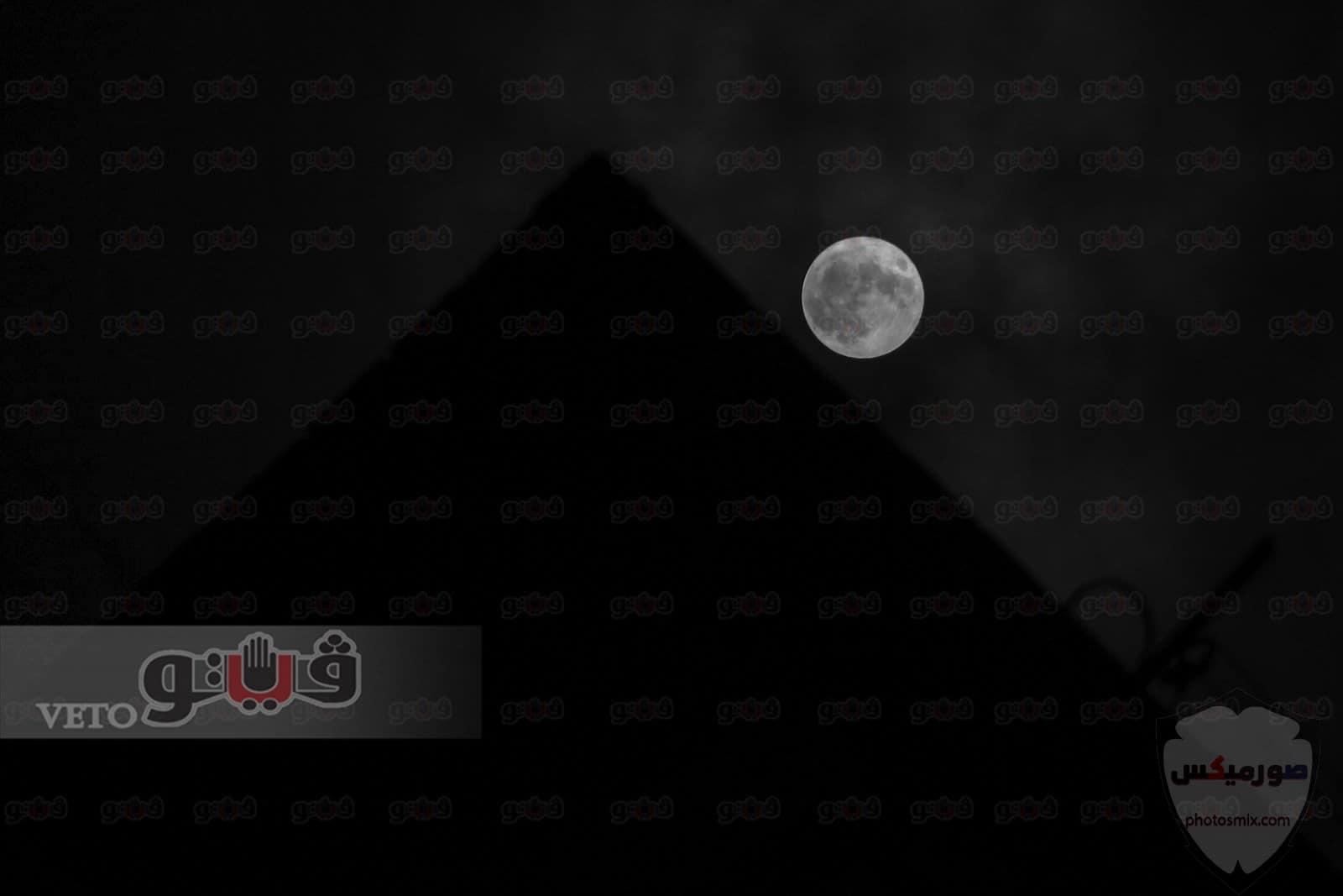 اجمل خلفيات و صور للقمر moon 2020 10