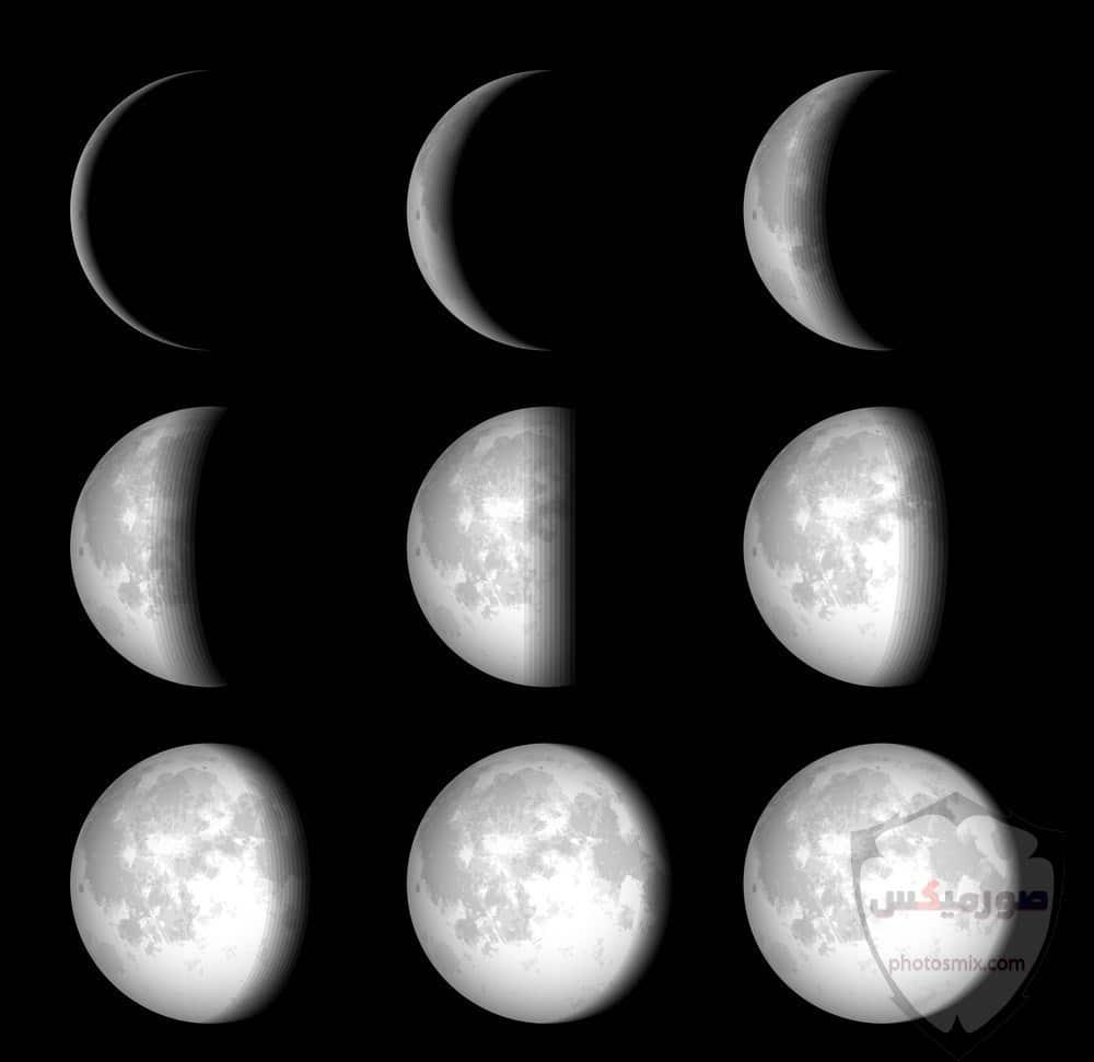 اجمل خلفيات و صور للقمر moon 2020 11