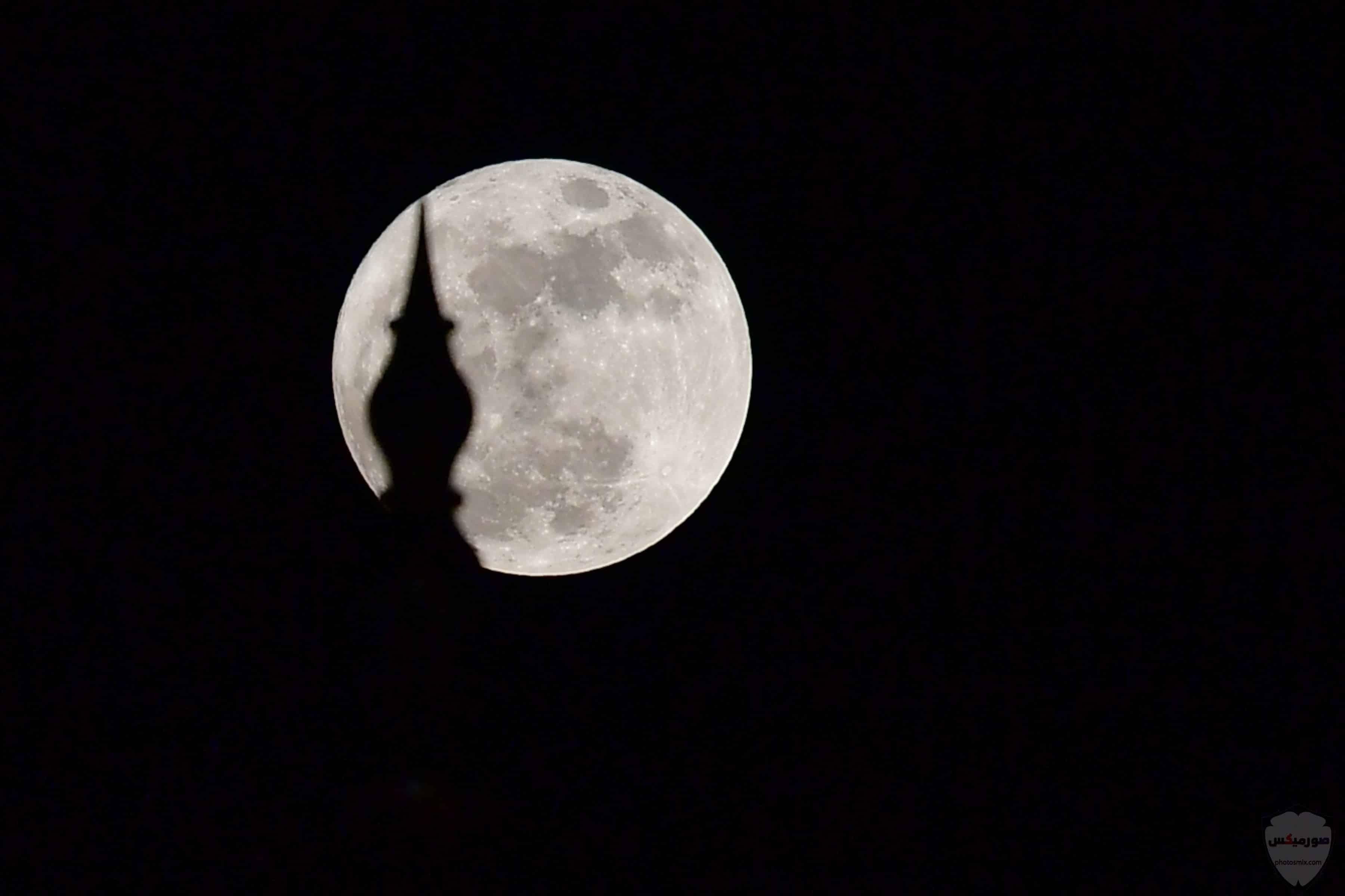 اجمل خلفيات و صور للقمر moon 2020 8