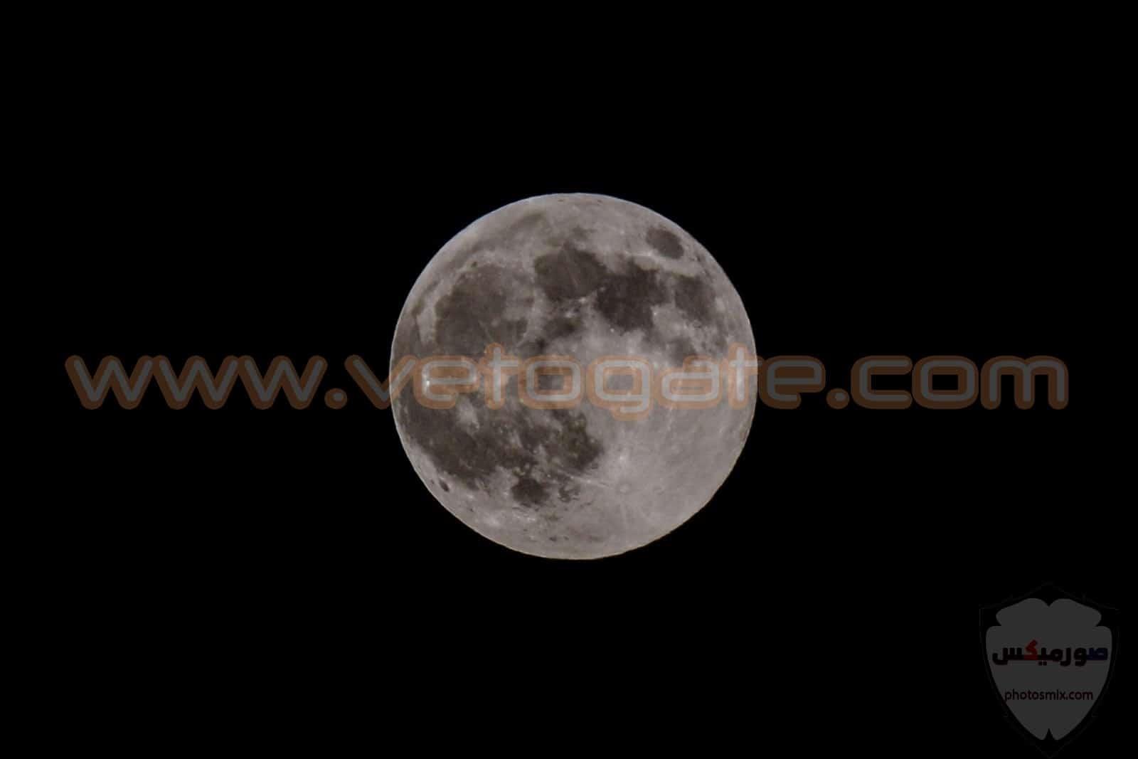 اجمل خلفيات و صور للقمر moon 2020 9