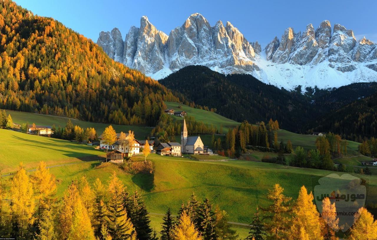 اجمل صور جبال في العالم 7