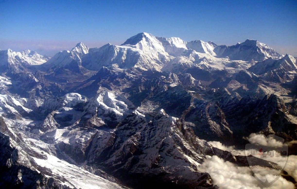بالصور.. شلالات المياه تزين جبال سانت كاترين 2