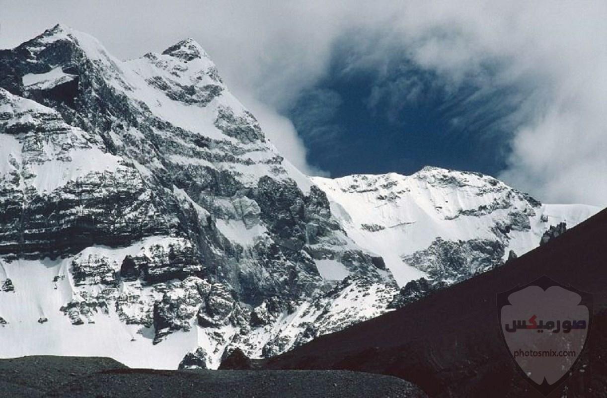 بالصور.. شلالات المياه تزين جبال سانت كاترين 3