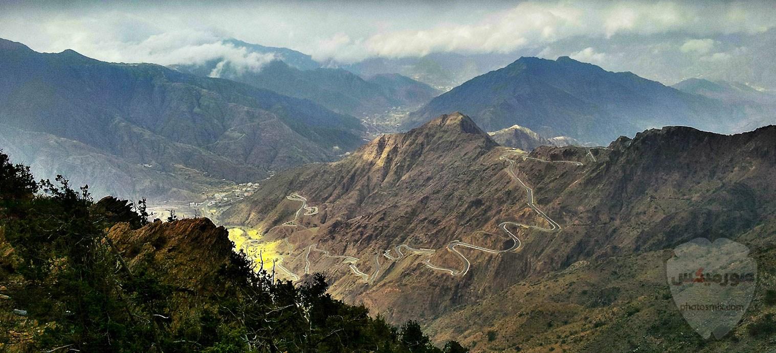بالصور.. شلالات المياه تزين جبال سانت كاترين 4