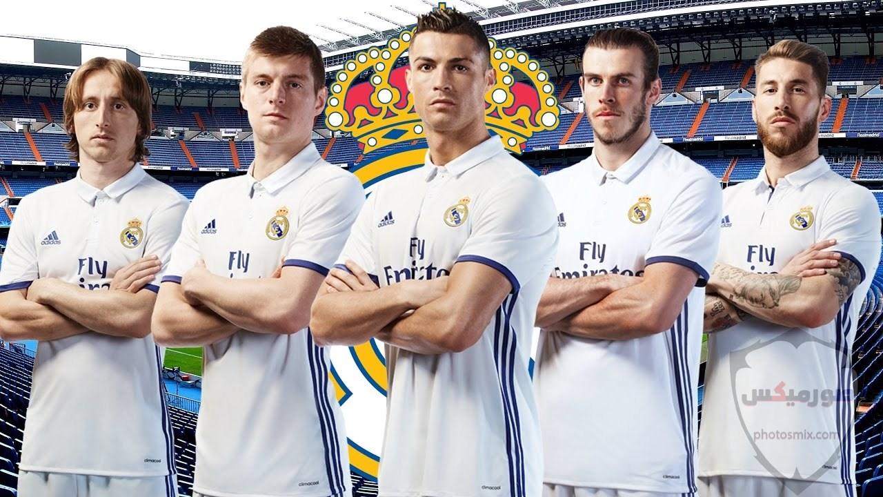 تشكيلة ريال مدريد 2017 1