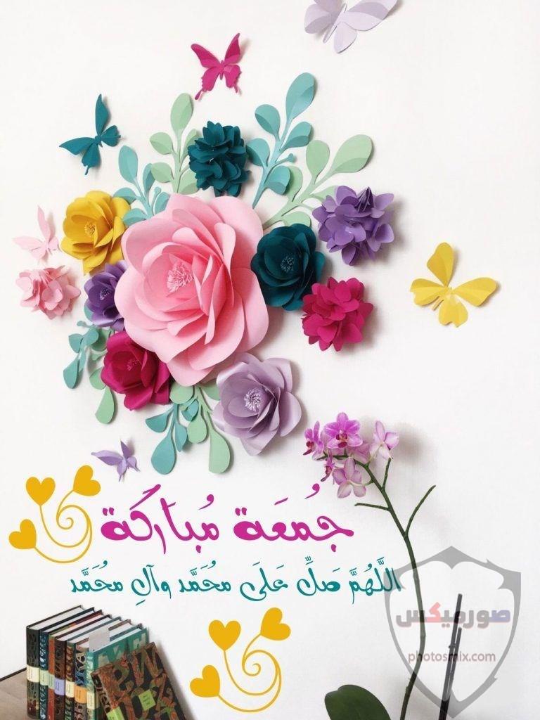 جمعة مباركة صور جمعة مباركه 2020 ادعية يوم الجمعه مصورة مكتوب عليها جمعة مباركة 58