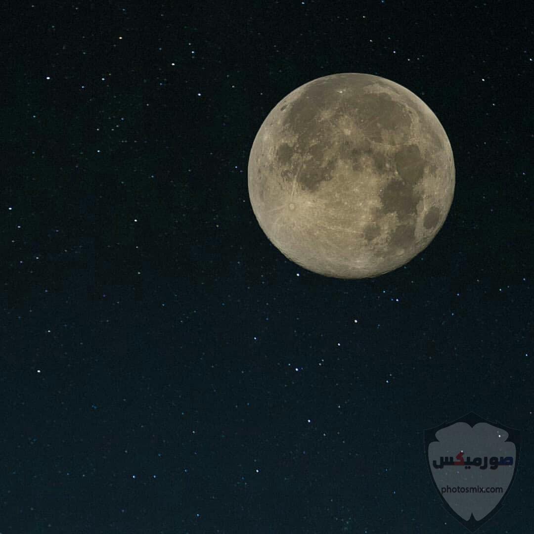 خلفيات القمر والبحر خلفيات ليل وقمر خلفيات ليليه روعه خلفيات قمر وبنت 11