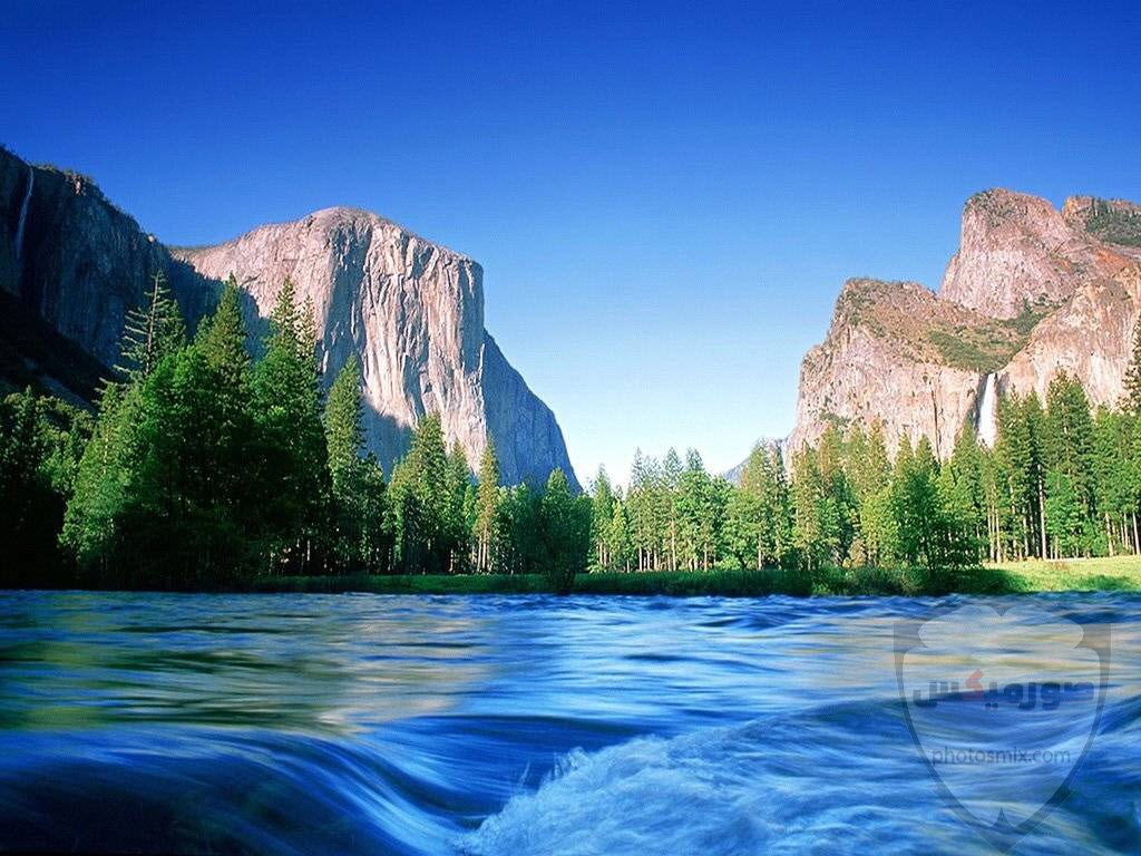 خلفيات جبال وشلالات 2020 مناظر طبيعية بالصور 7