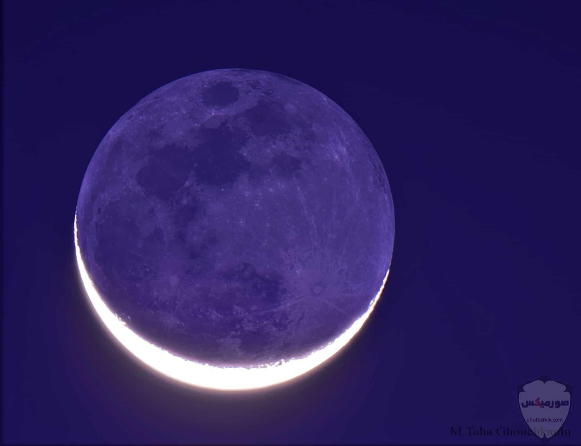خلفيات قمر وبحر خلفيات القمر والنجوم خلفيات قمر للايفون 10