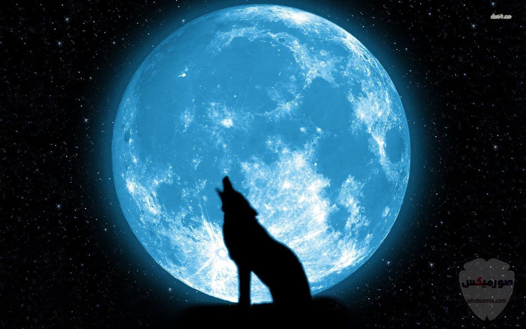 خلفيات قمر وبحر خلفيات القمر والنجوم خلفيات قمر للايفون 4
