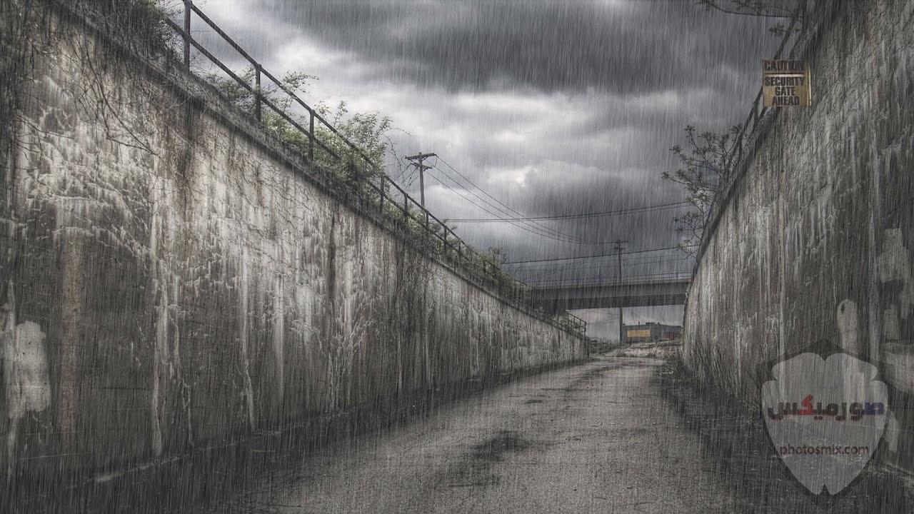 خلفيات مطر 2020 صور فصل الشتاء Beautiful of Rain 10