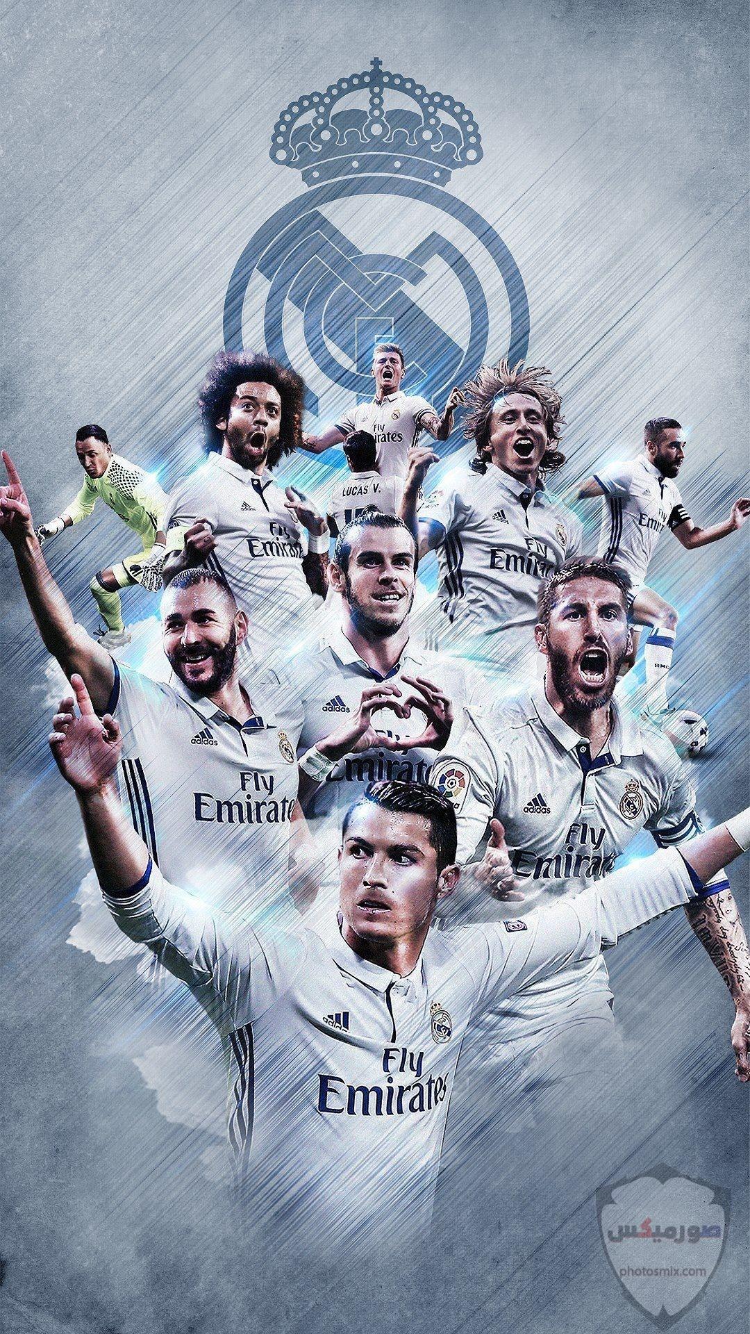 شعار ريال مدريد 10 1