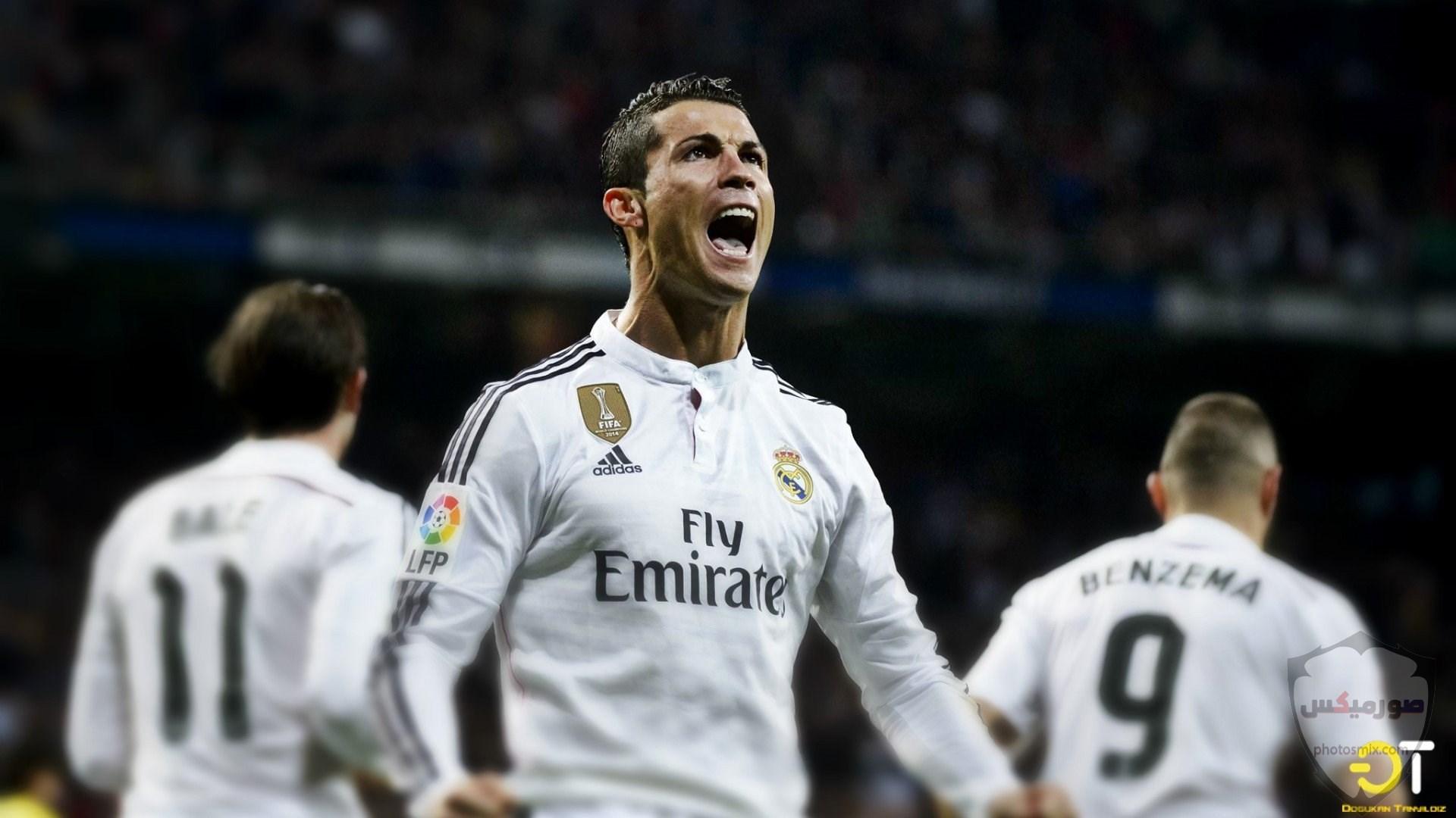 شعار ريال مدريد 4 1