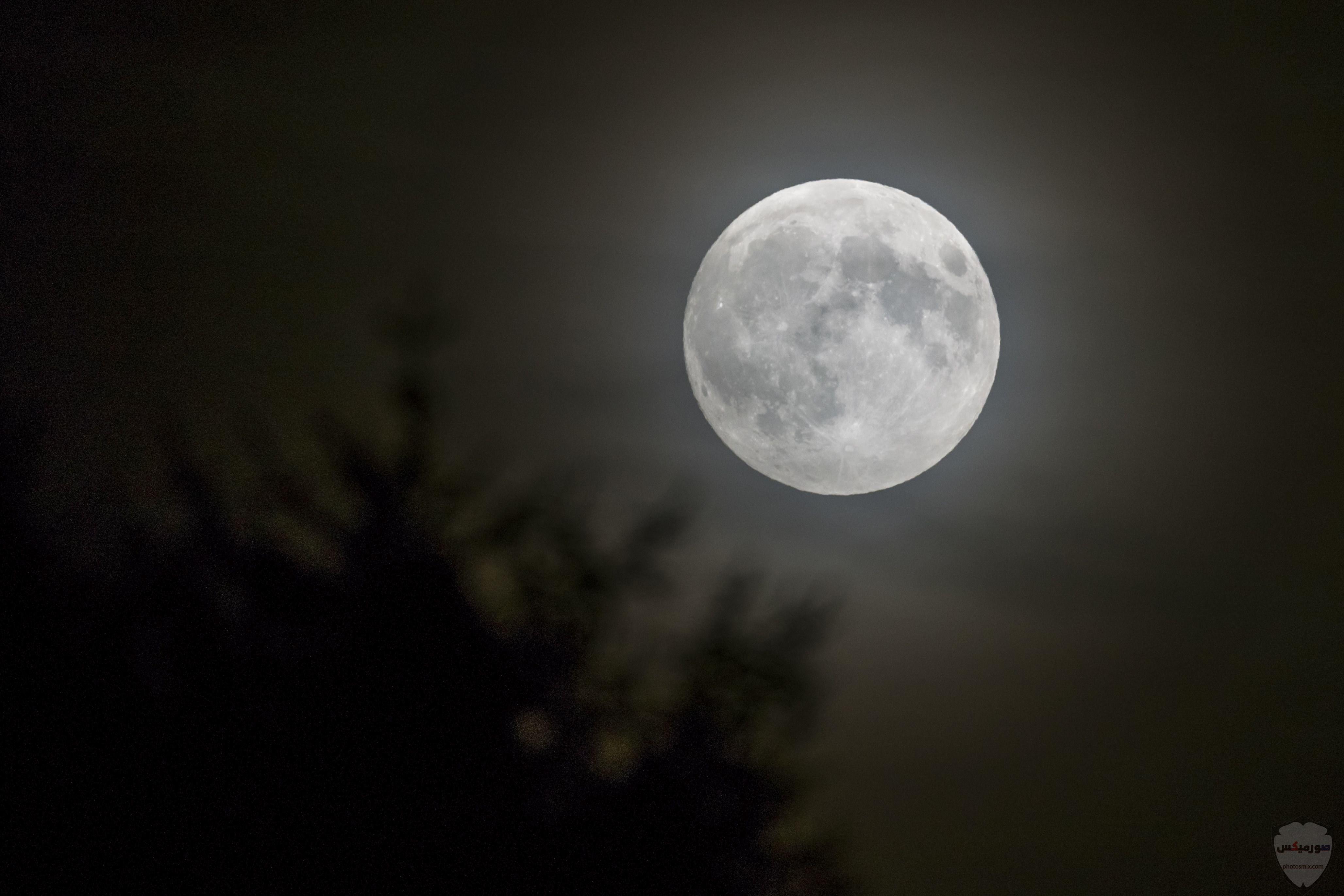 صور القمر والسماء والنجوم خلفيات للقمر والبدر والهلال عالية الجودة 1