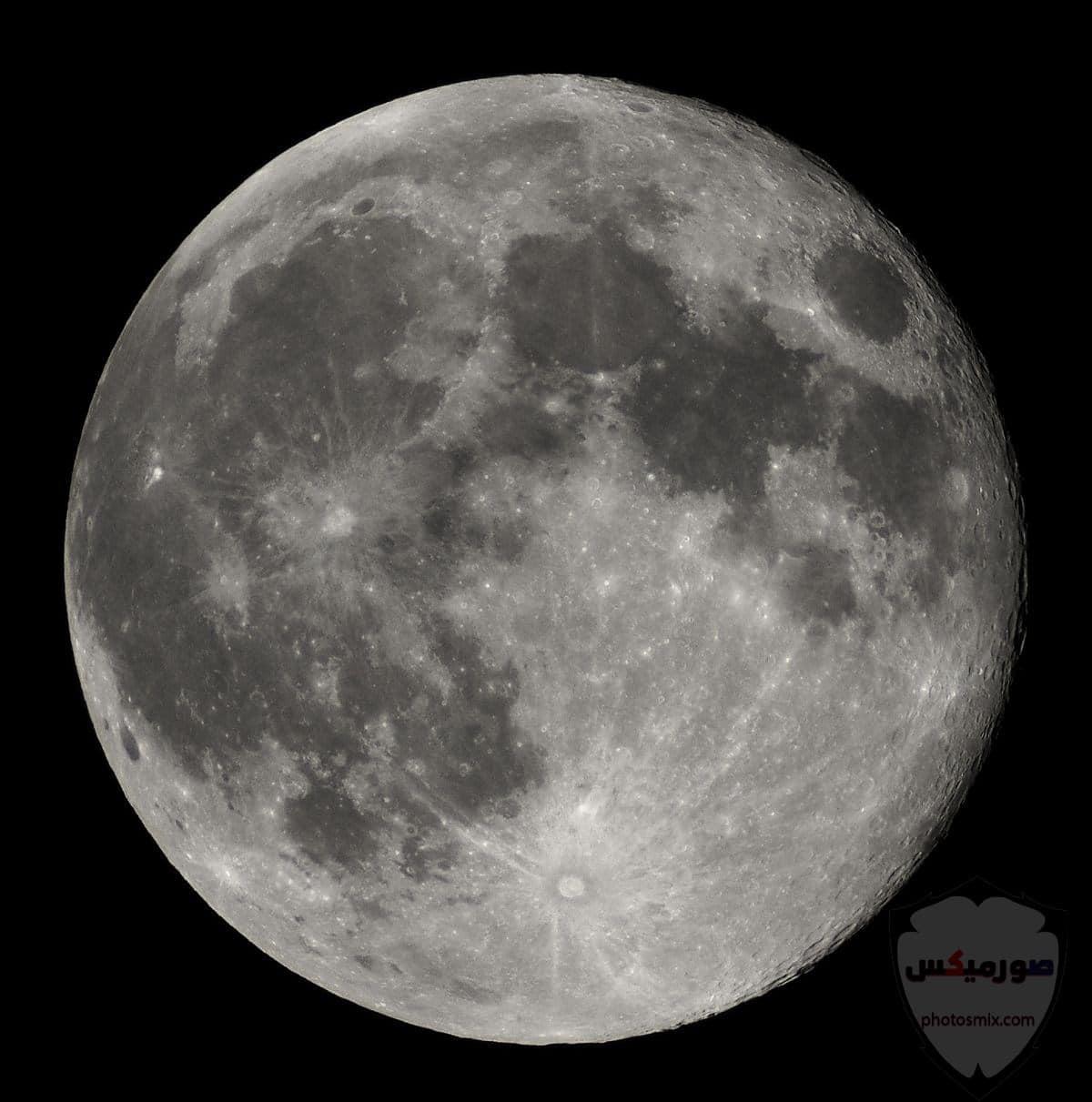 صور القمر والسماء والنجوم خلفيات للقمر والبدر والهلال عالية الجودة 16