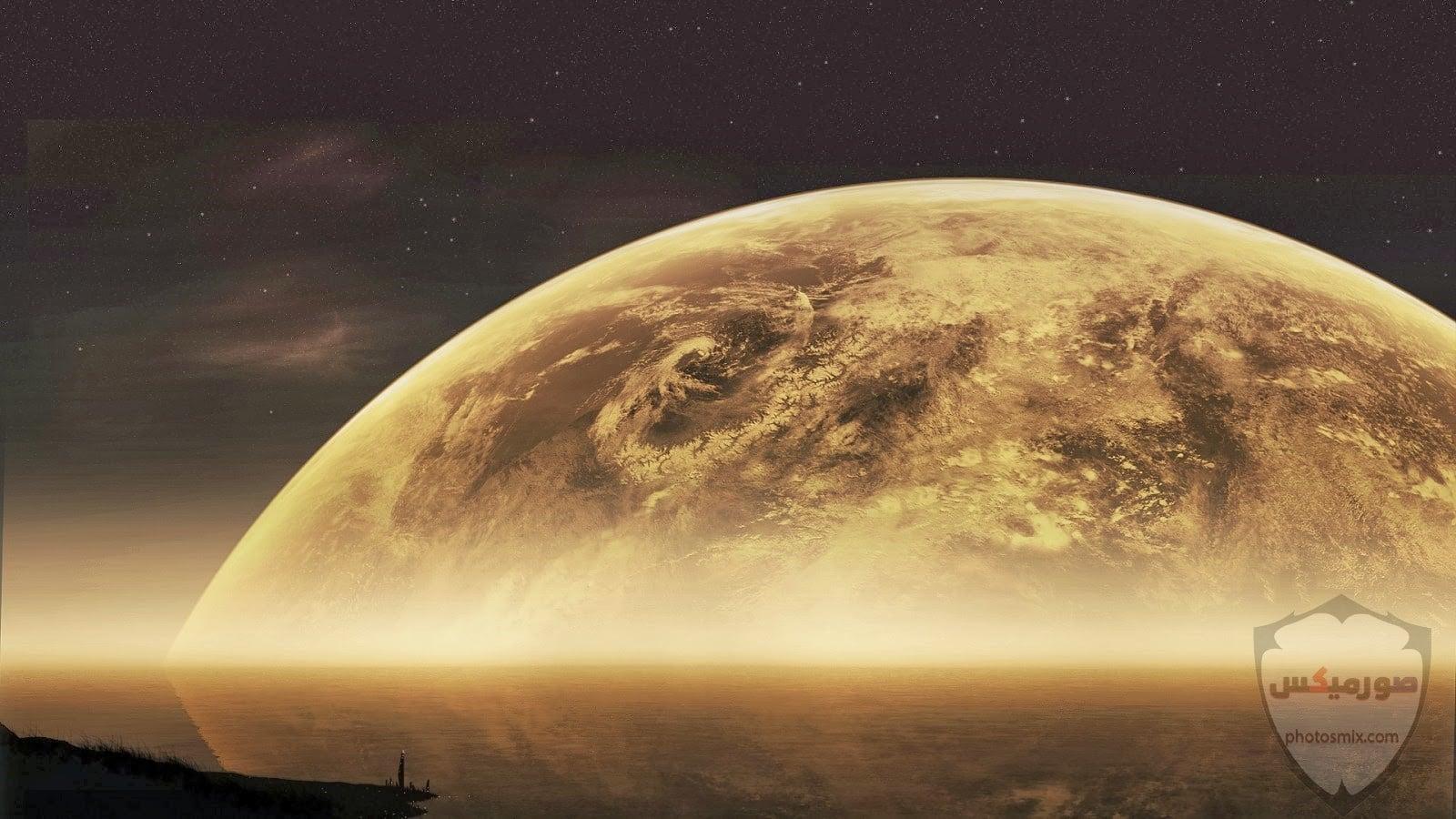 صور القمر والسماء والنجوم خلفيات للقمر والبدر والهلال عالية الجودة 17