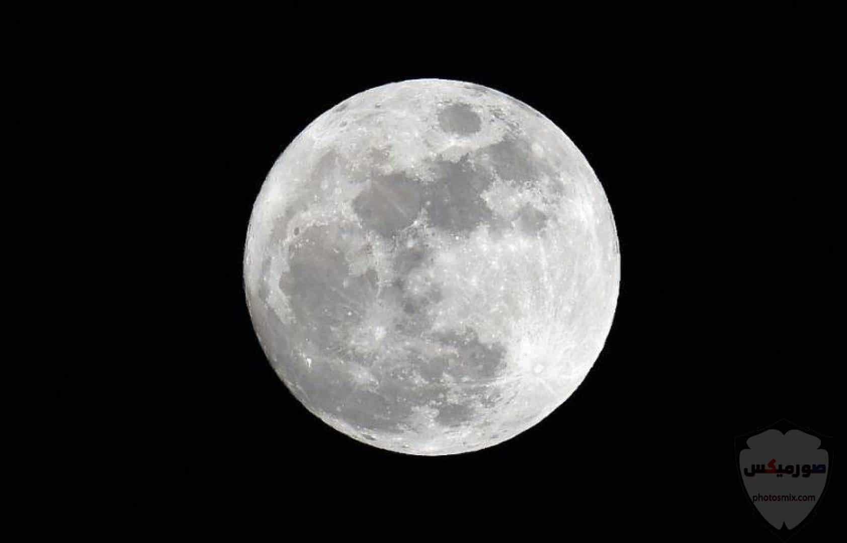 صور القمر والسماء والنجوم خلفيات للقمر والبدر والهلال عالية الجودة 18