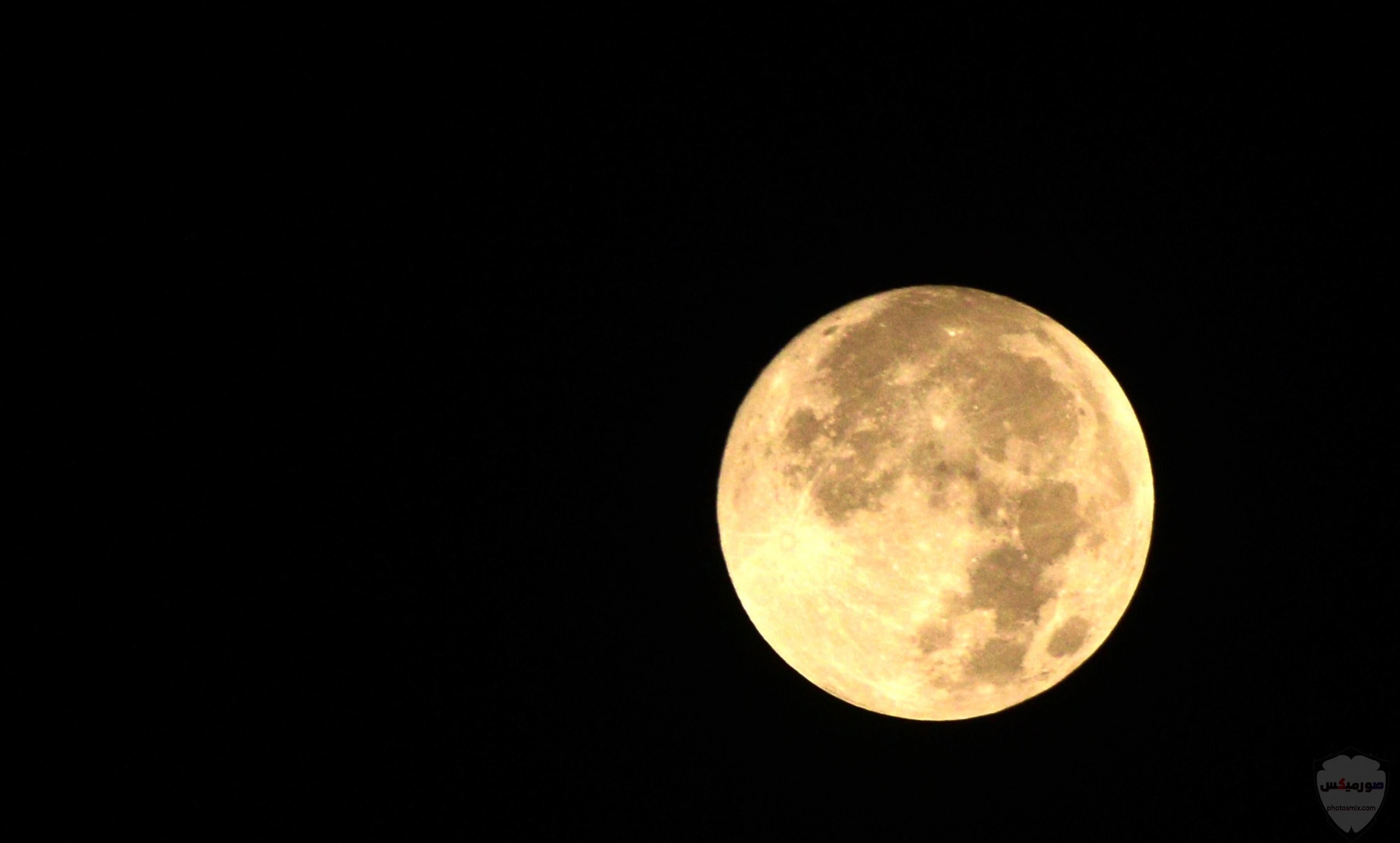 صور القمر والسماء والنجوم خلفيات للقمر والبدر والهلال عالية الجودة 6