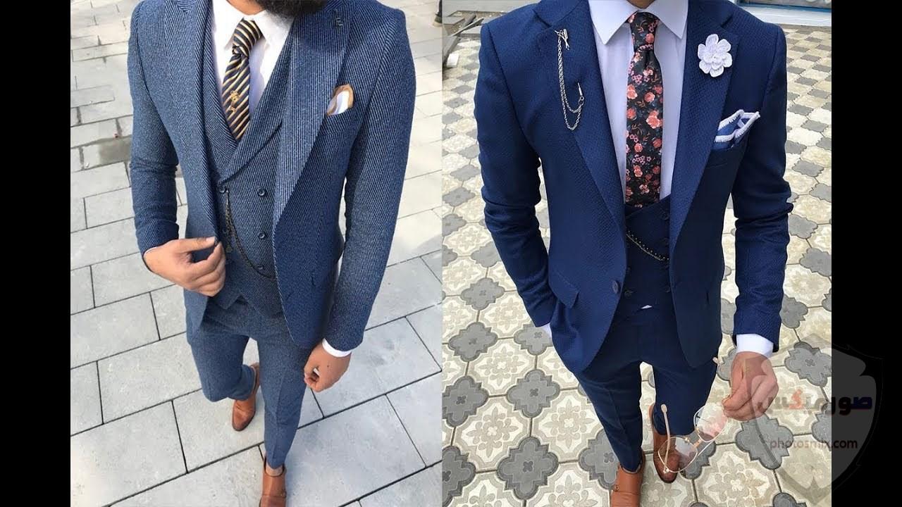 صور بدل رجالى 2020 صور ازياء وملابس كلاسيك شبابية للرجال 10