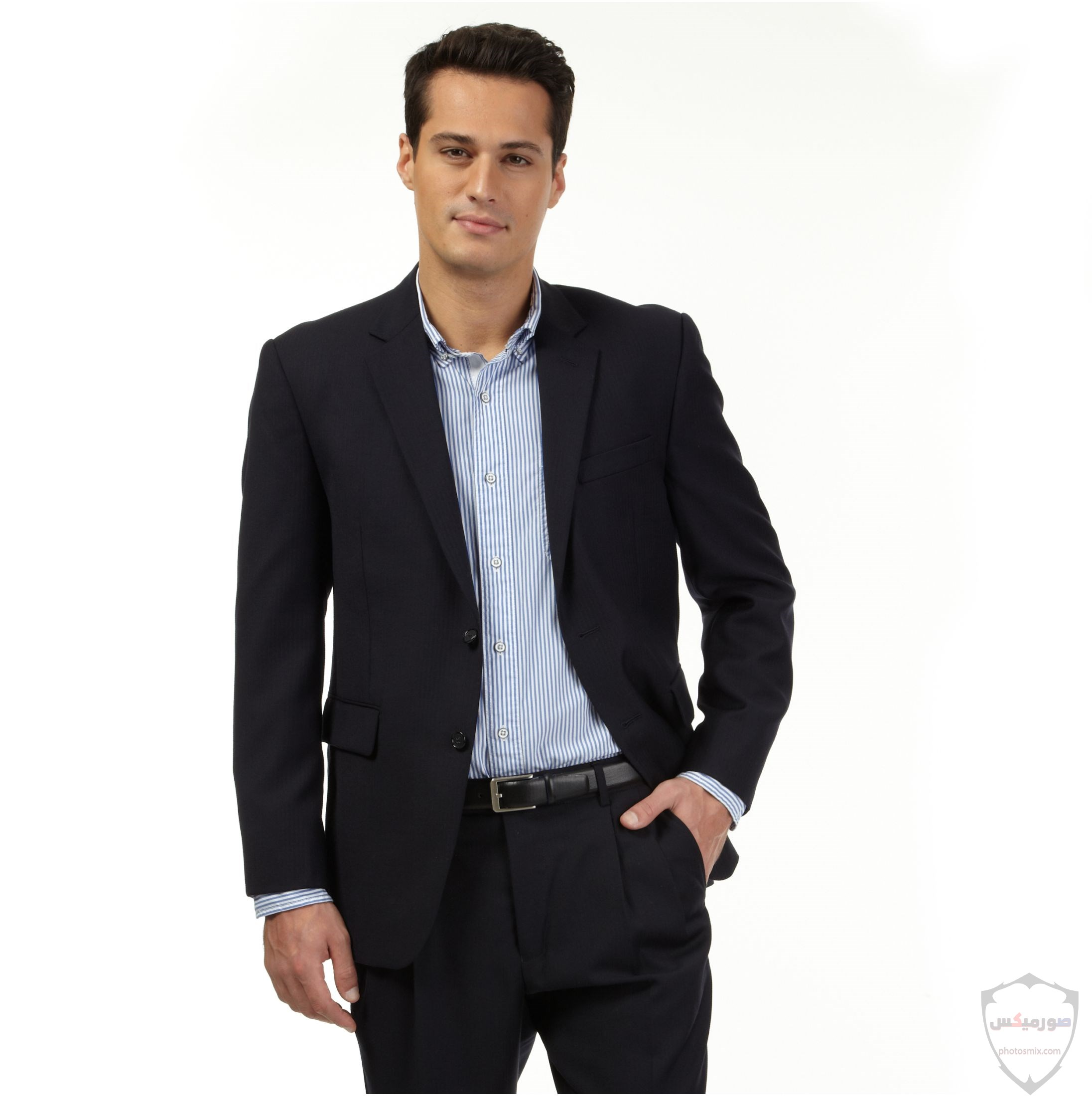 صور بدل رجالى 2020 صور ازياء وملابس كلاسيك شبابية للرجال 16