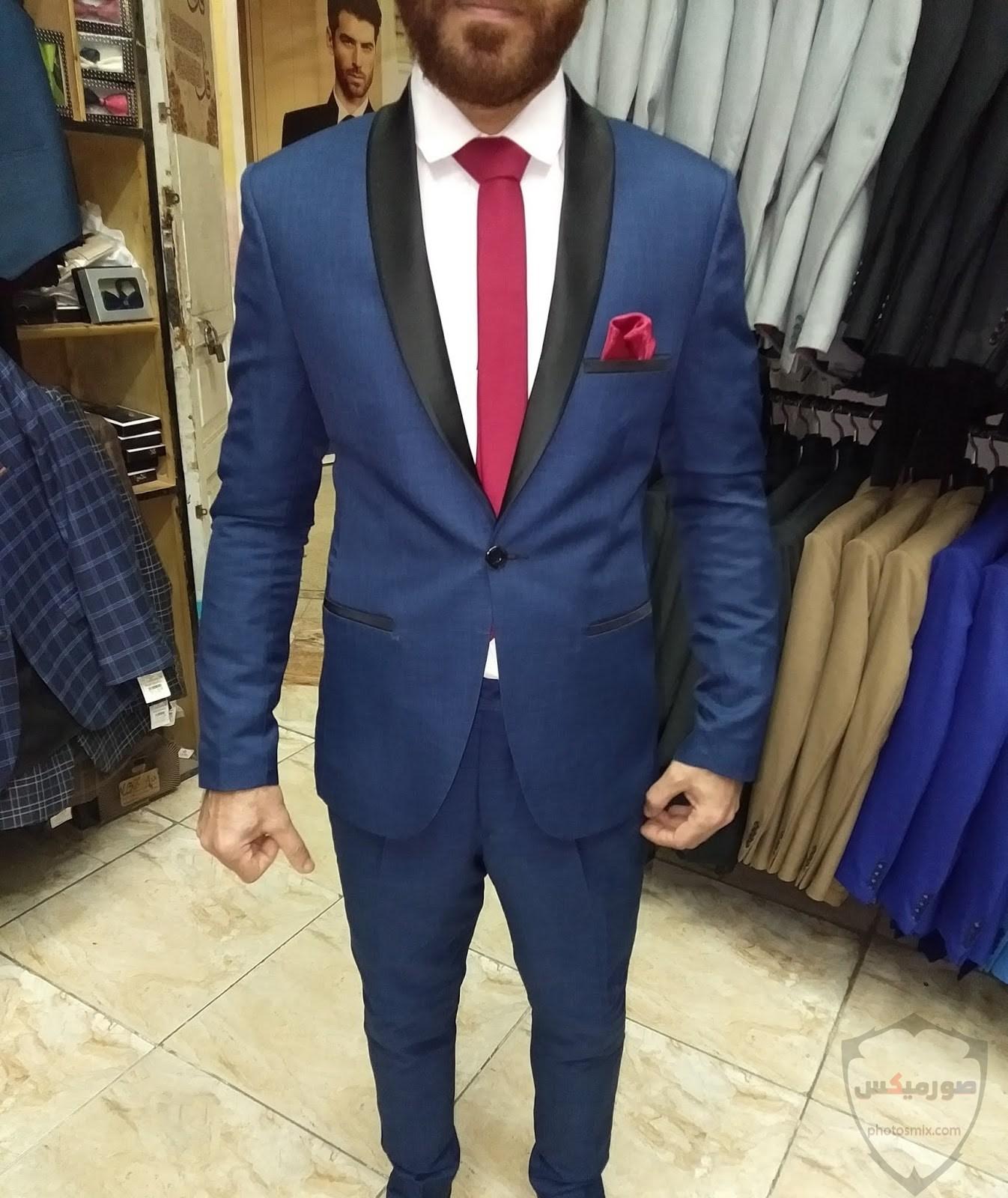 صور بدل رجالى 2020 صور ازياء وملابس كلاسيك شبابية للرجال 4