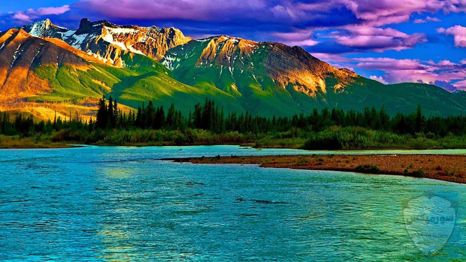 صور جبال خلفيات جبال بجودة HD احلي صور الجبال 2