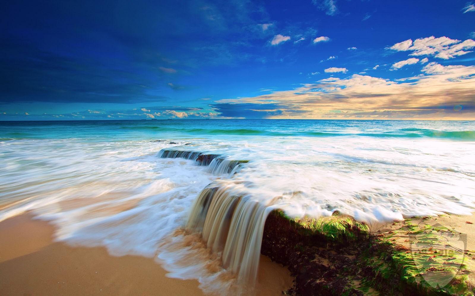 صور شواطئ جميلةصور بحار جميلةصور طبيعية 3