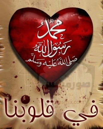 صور عن اسم محمد اجمل خلفيات لاسم محمد 8