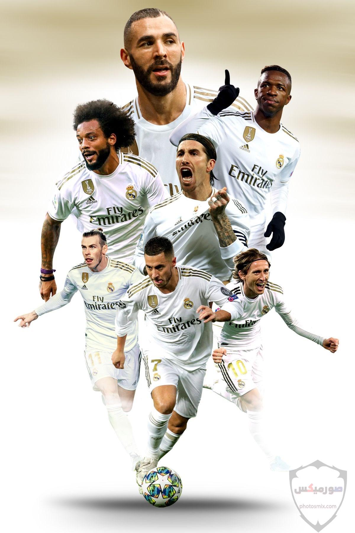 صور لاعبي ريال مدريد 12