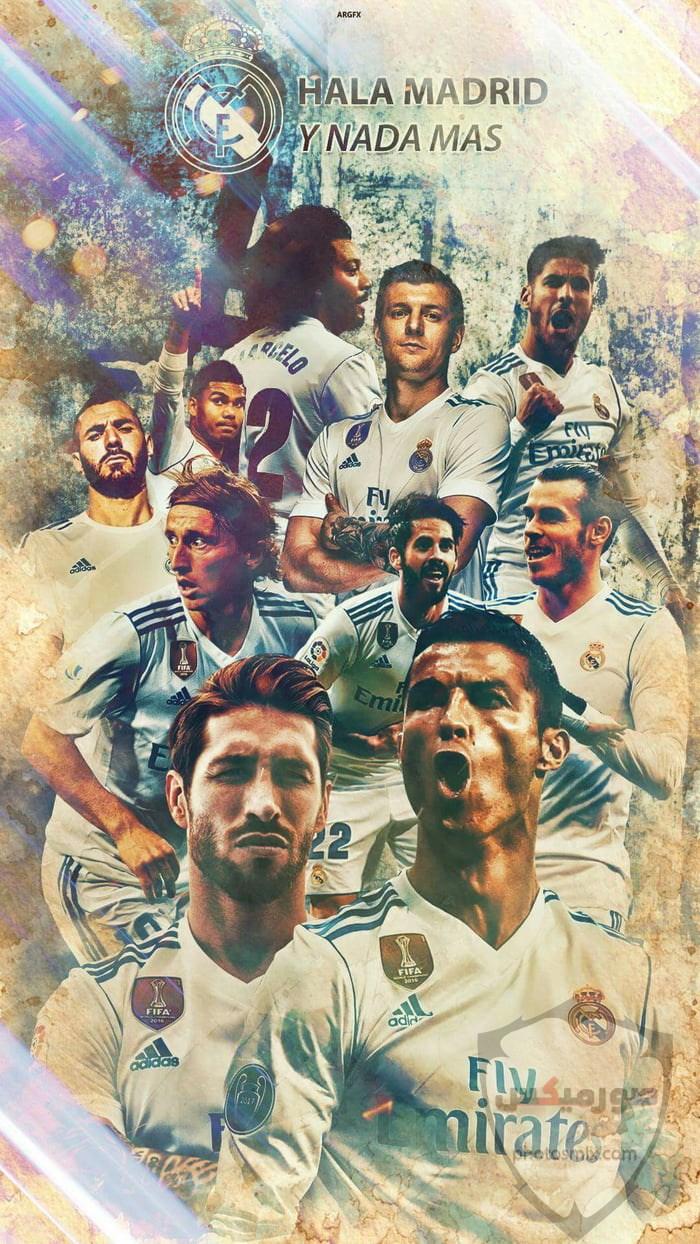صور لاعبي ريال مدريد 3