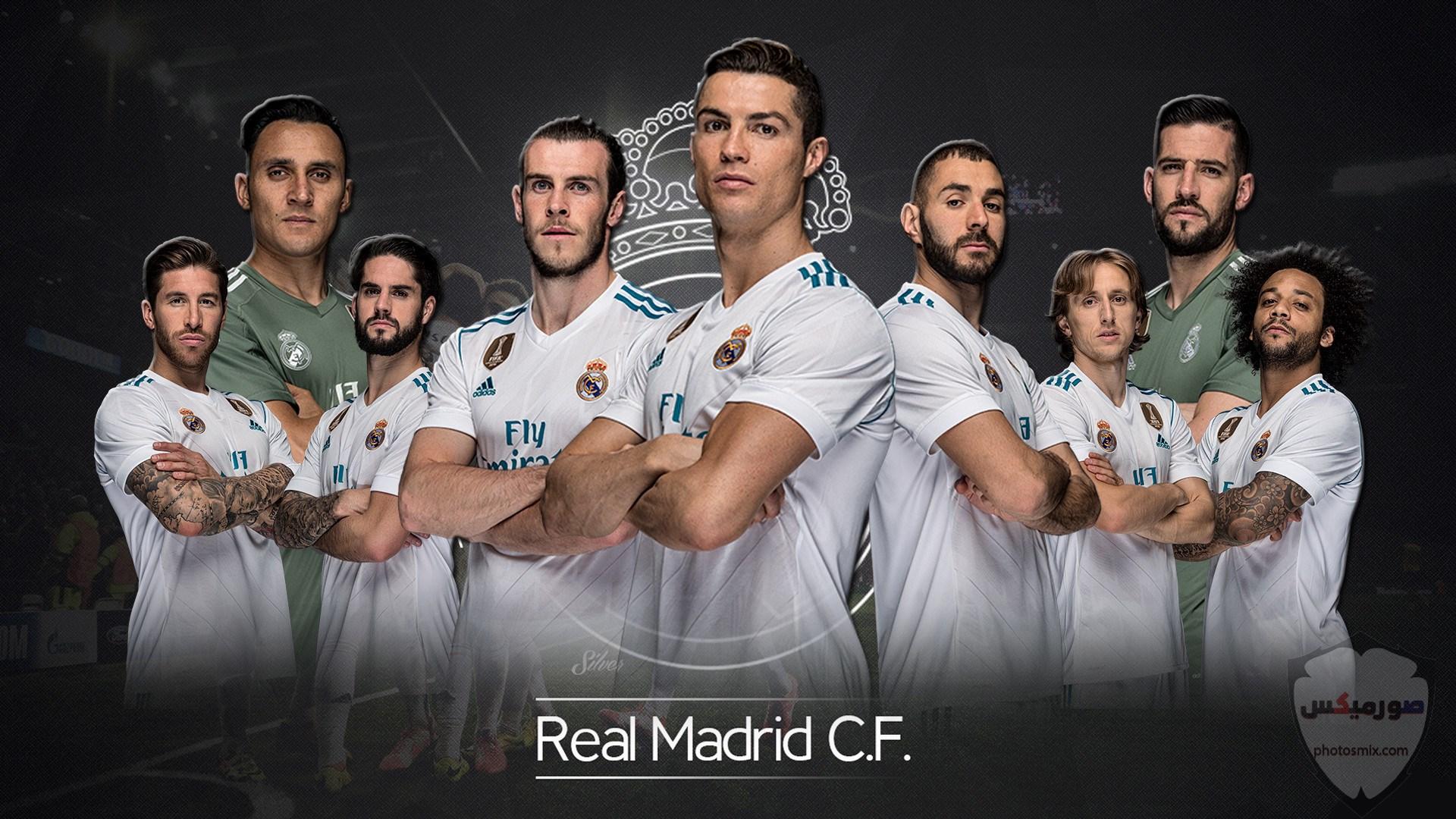 صور لاعبي ريال مدريد 44