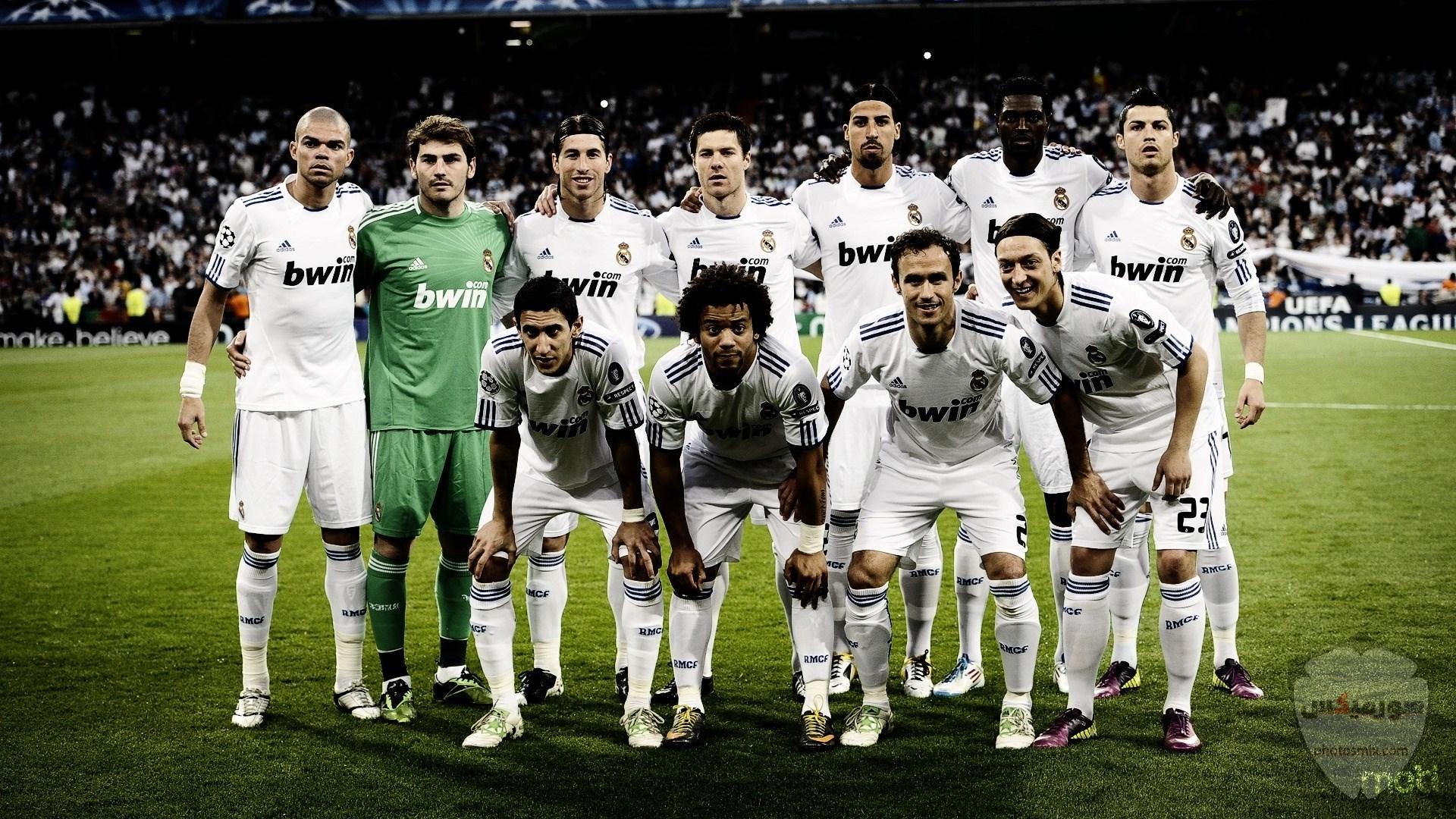 صور لاعبي ريال مدريد 47
