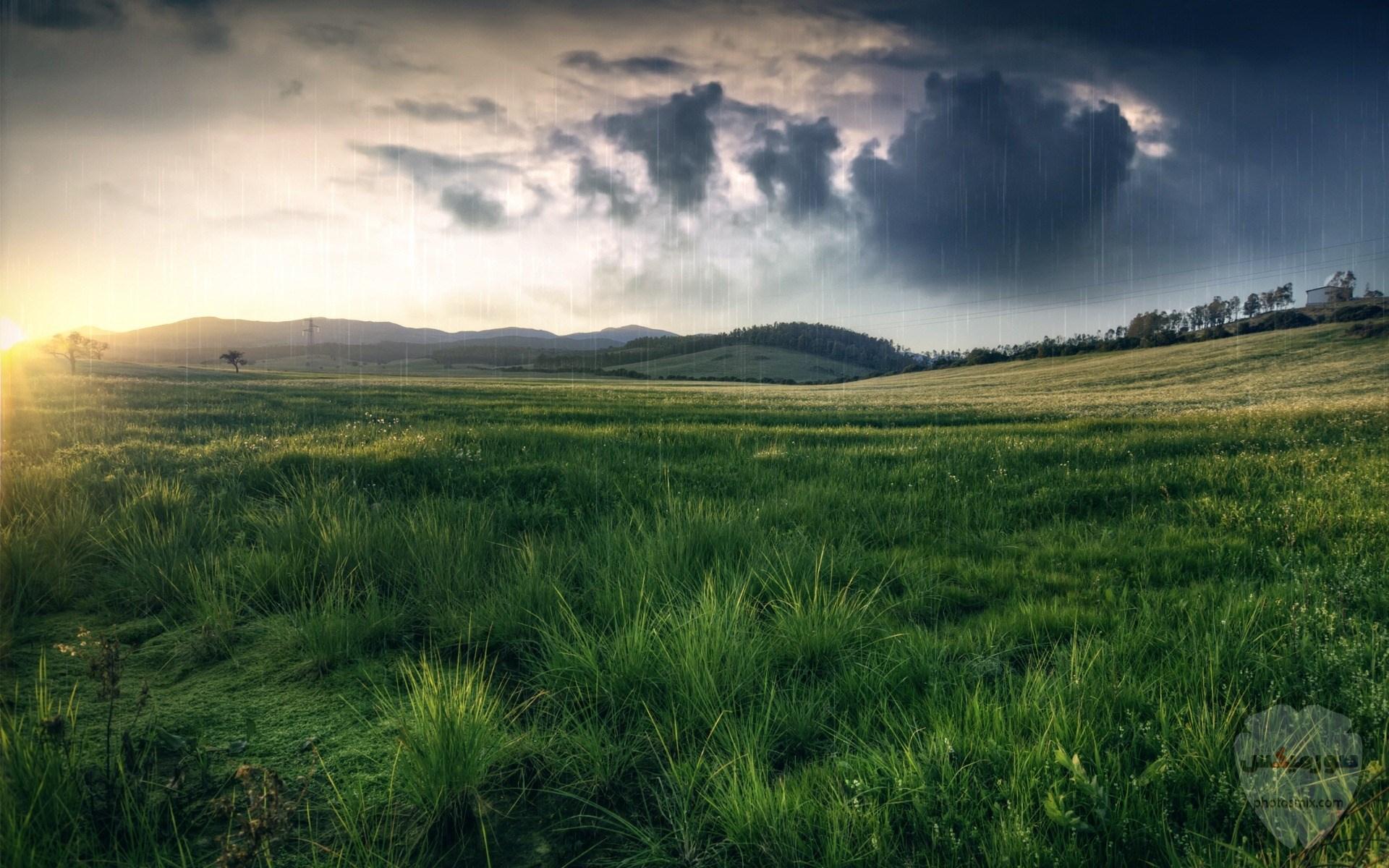 صور مطر جميلة اجمل خلفيات قطرات المطر ادعية عن الامطار والشتاء 11 1