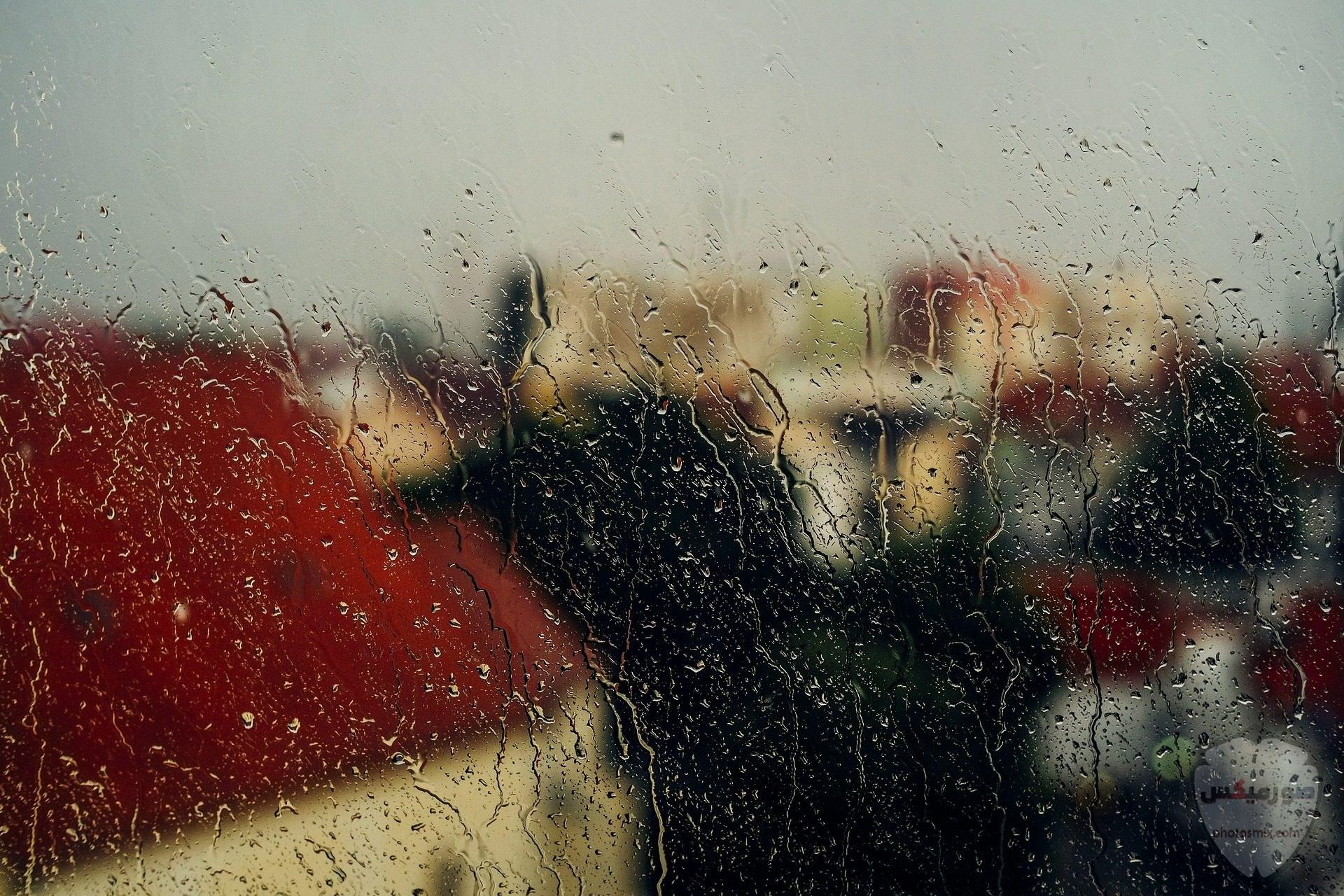 صور مطر جميلة اجمل خلفيات قطرات المطر ادعية عن الامطار والشتاء 16 1