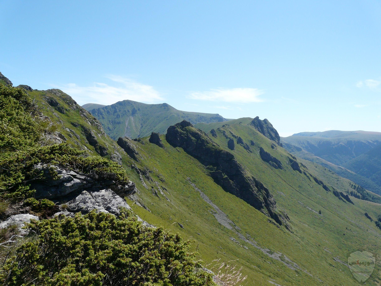 صور وخلفيات جبال وشلالات طبيعية HD خلفيات جبال خضراء وثلجية 18