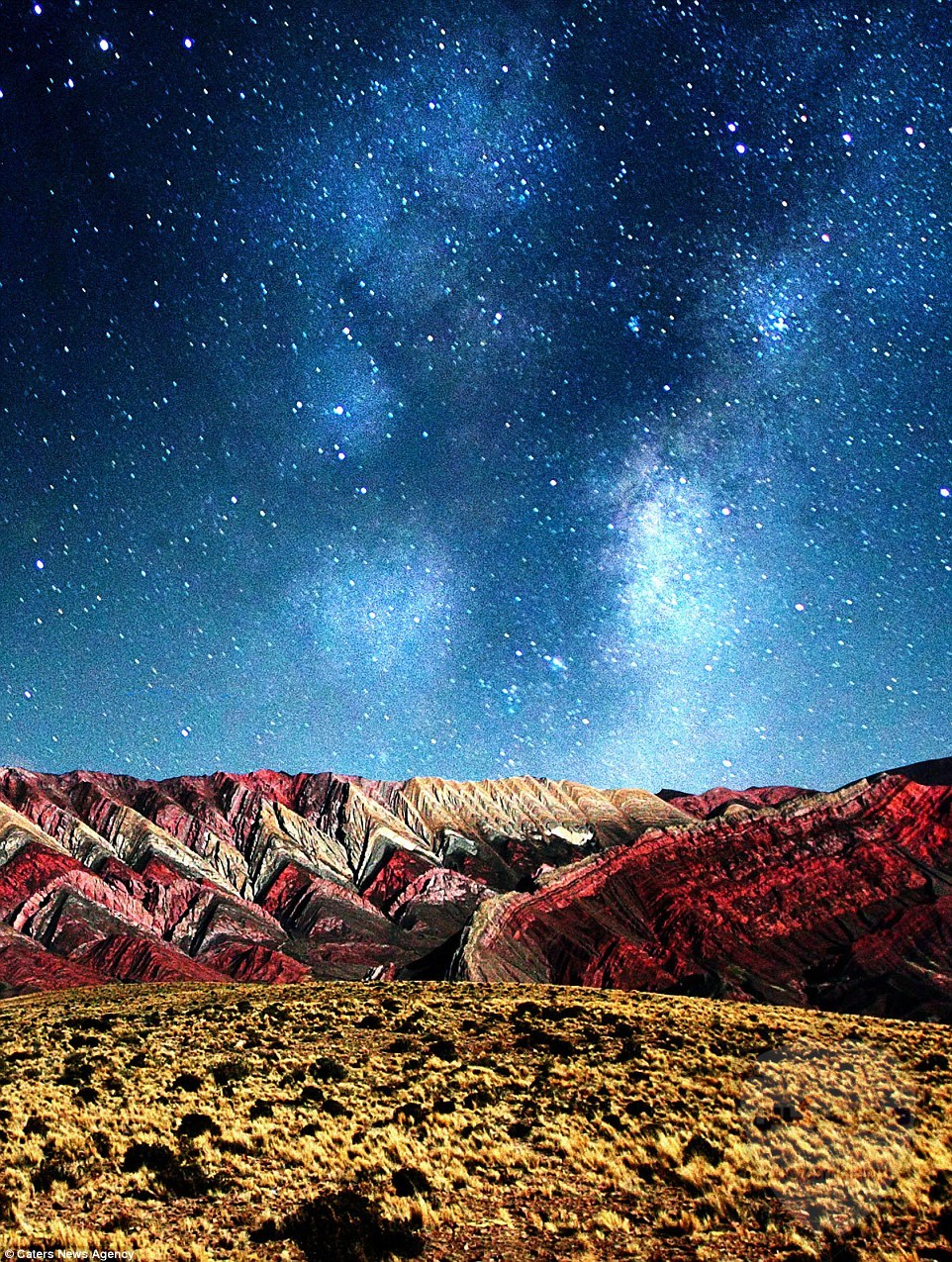 صور وخلفيات جبال وشلالات طبيعية HD خلفيات جبال خضراء وثلجية 24