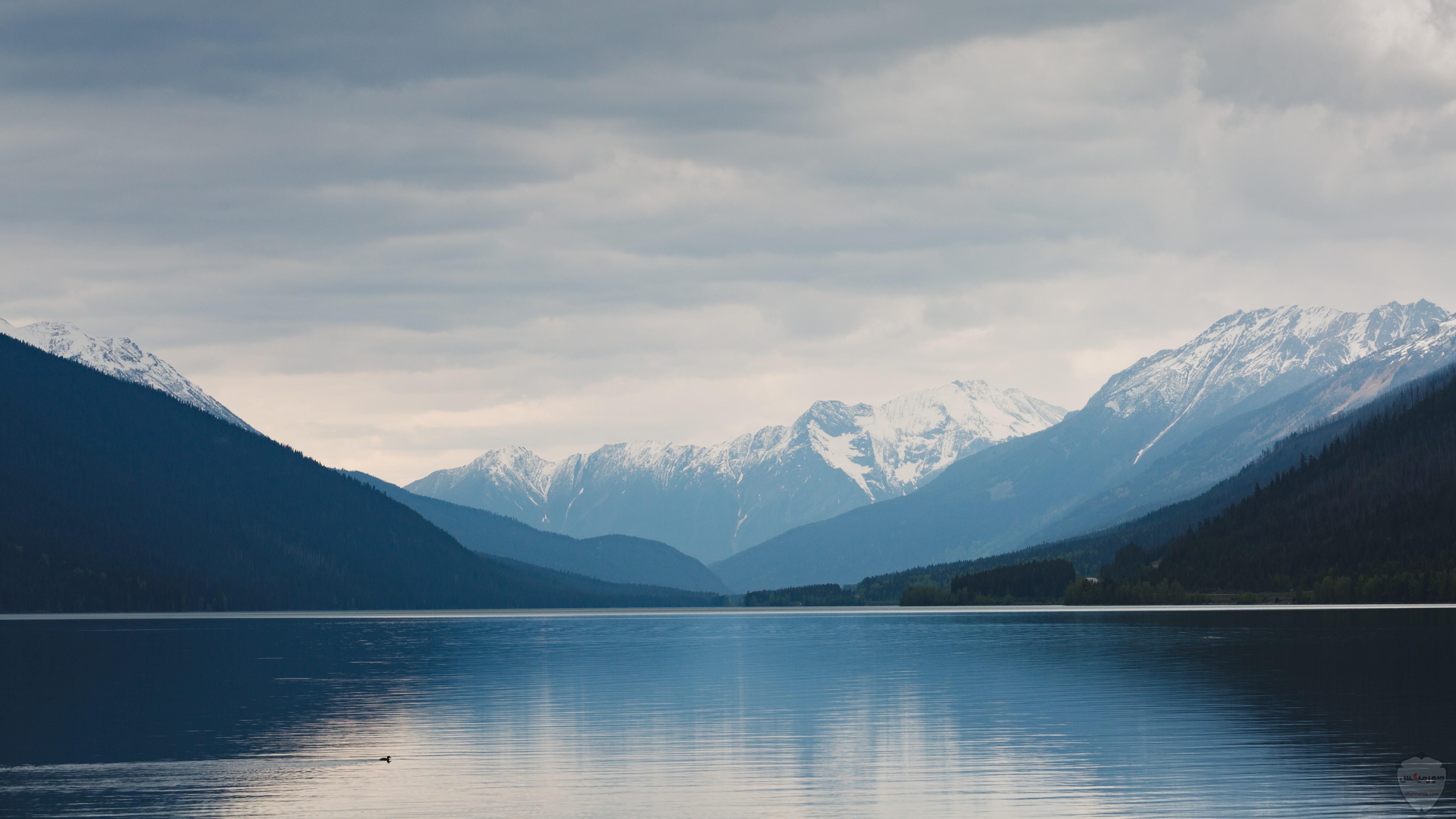 صور وخلفيات جبال وشلالات طبيعية HD خلفيات جبال خضراء وثلجية 25