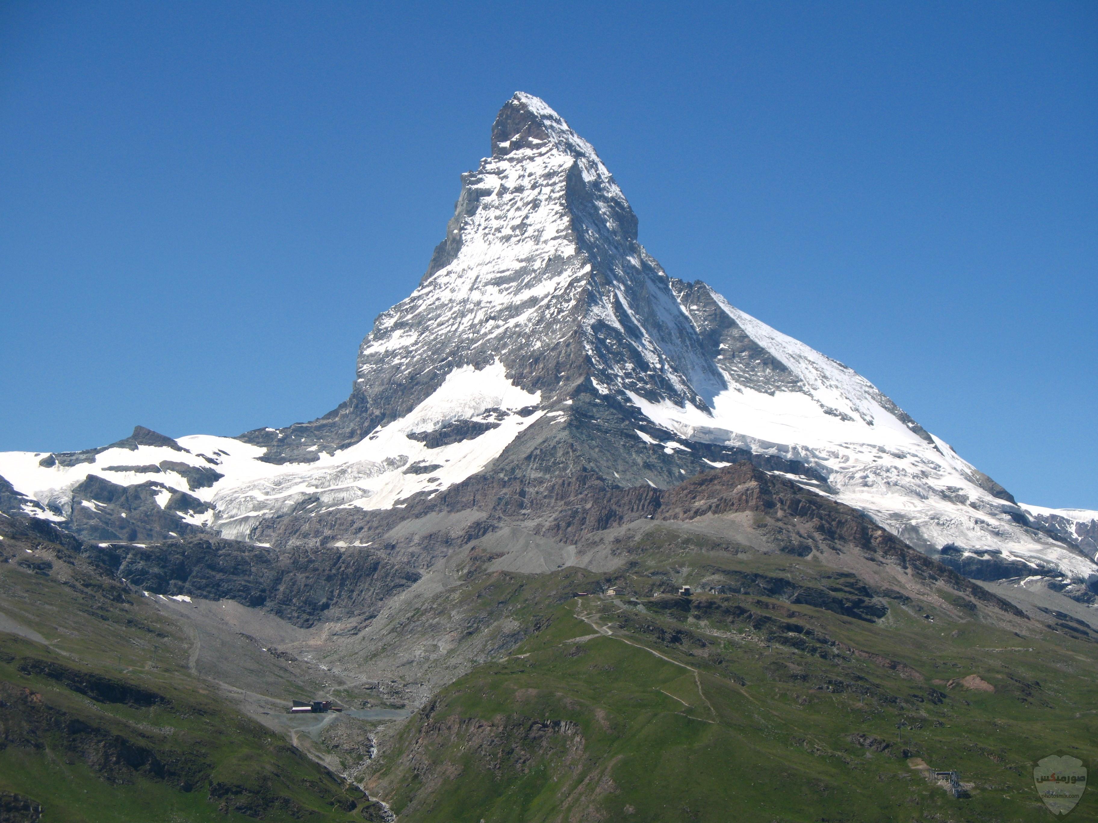 صور وخلفيات جبال وشلالات طبيعية HD خلفيات جبال خضراء وثلجية 31