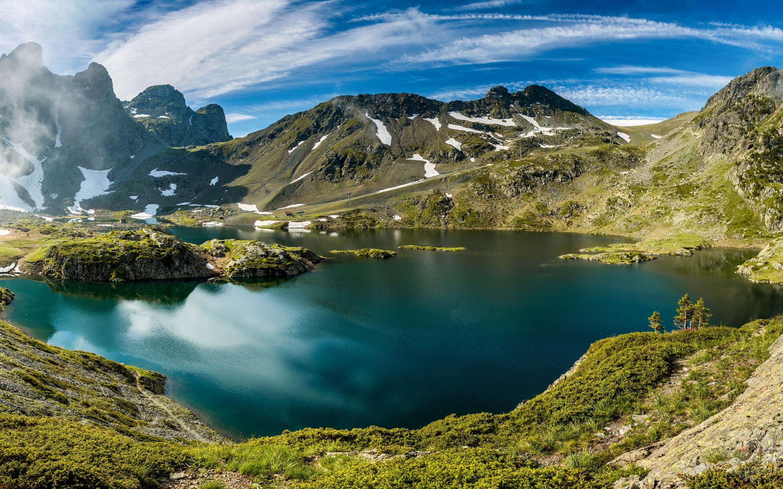 صور وخلفيات جبال وشلالات طبيعية HD خلفيات جبال خضراء وثلجية 35