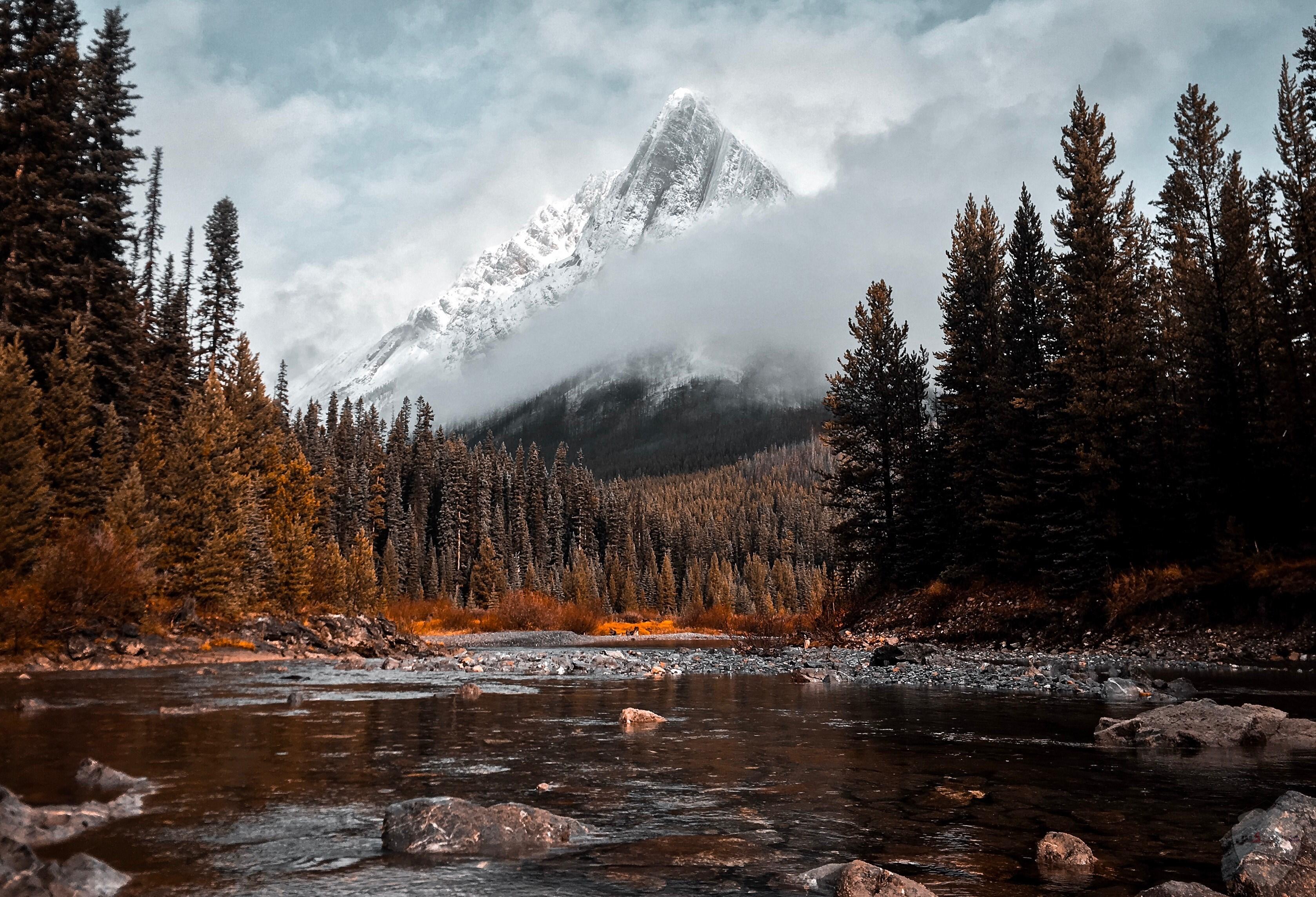 صور وخلفيات جبال وشلالات طبيعية HD خلفيات جبال خضراء وثلجية 36