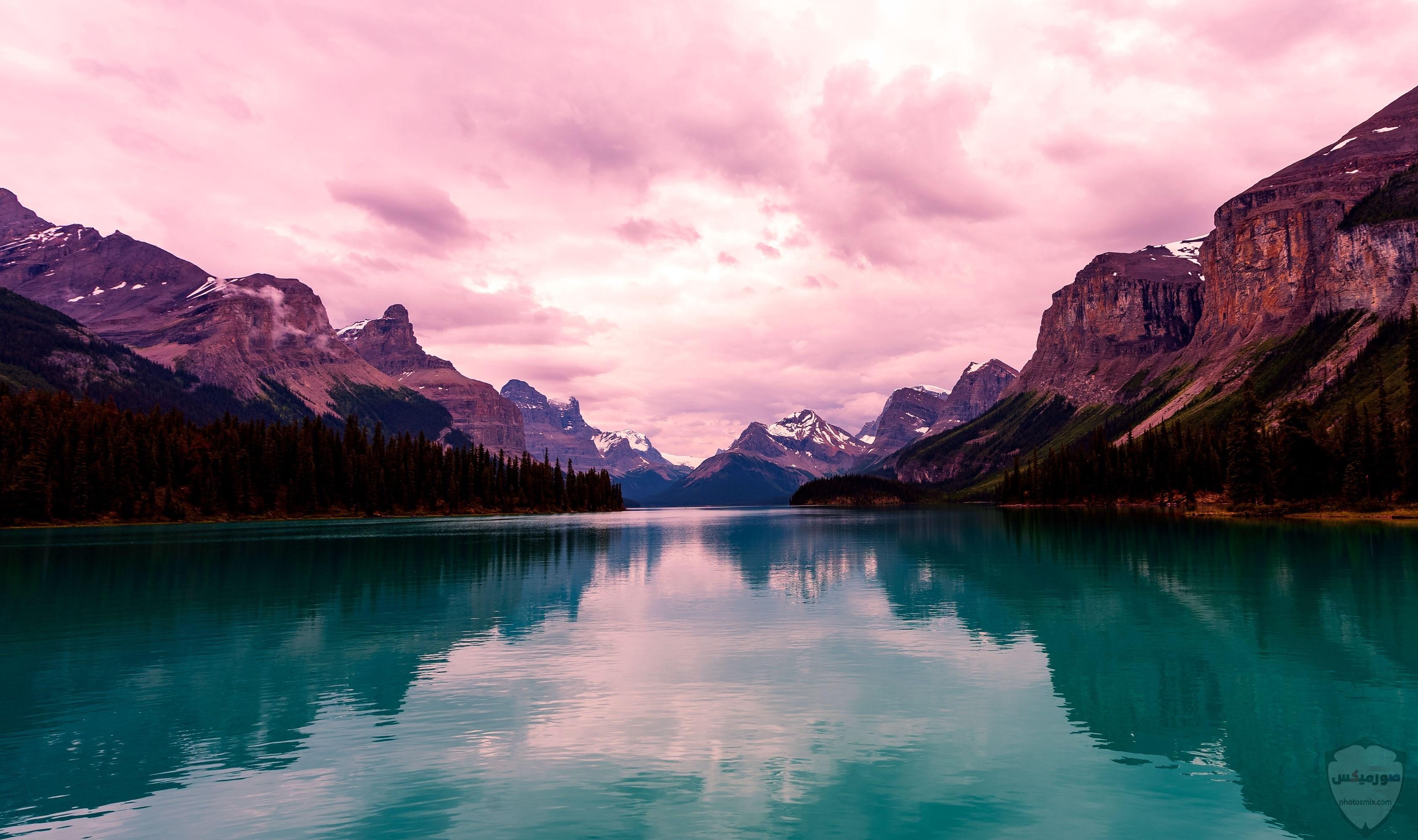 صور وخلفيات جبال وشلالات طبيعية HD خلفيات جبال خضراء وثلجية 5