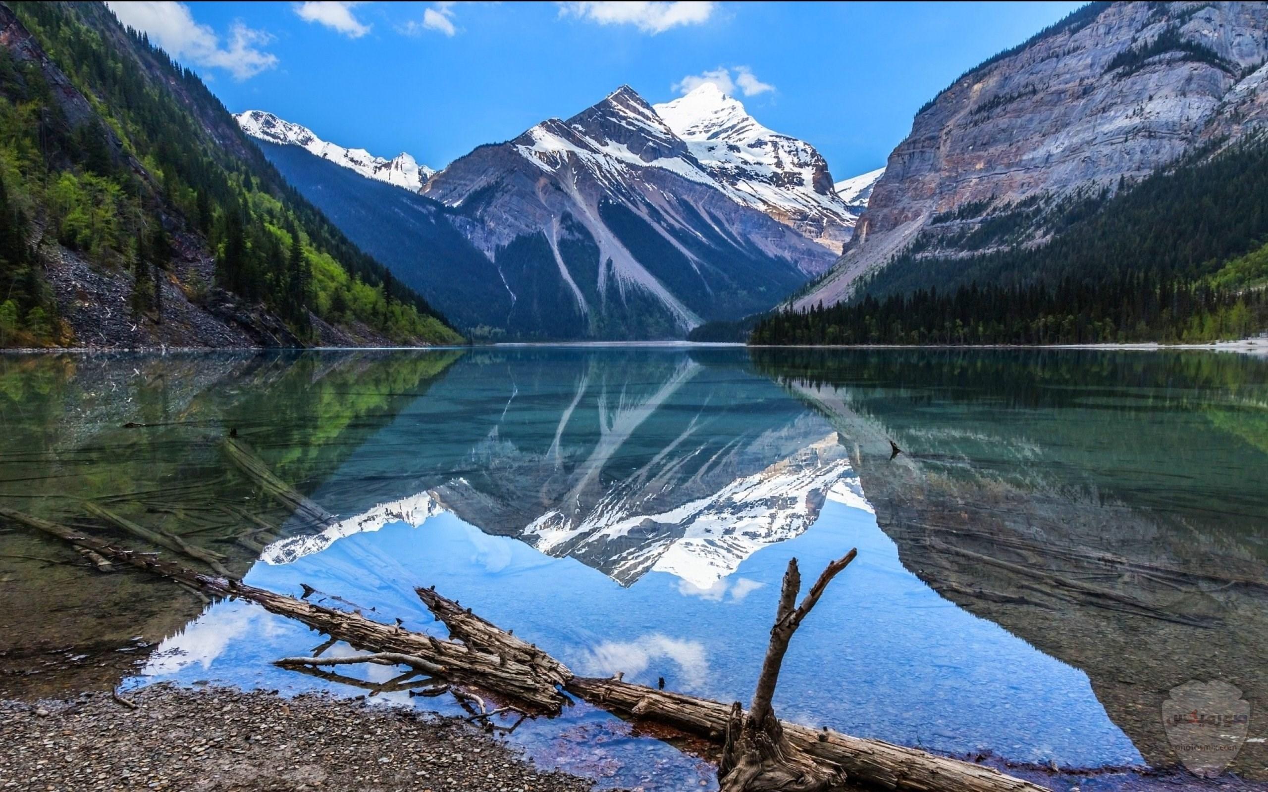 صور وخلفيات جبال وشلالات طبيعية HD خلفيات جبال خضراء وثلجية 9