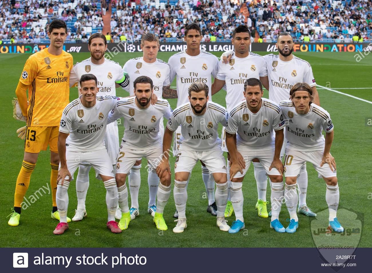 فريق ريال مدريد 11
