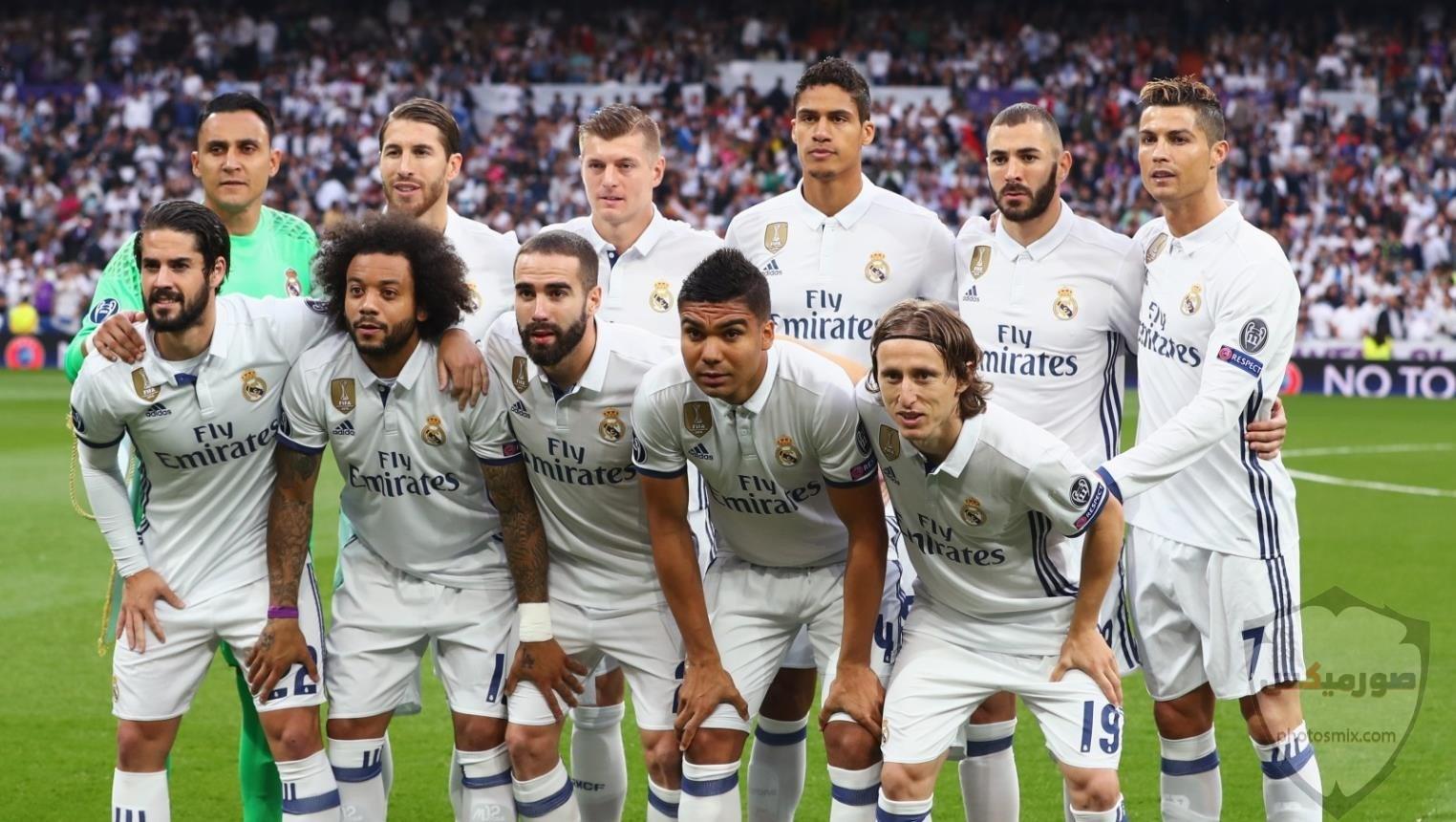 فريق ريال مدريد 21