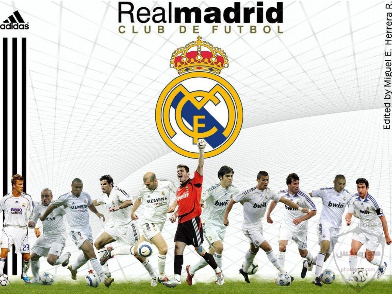 فريق ريال مدريد 22