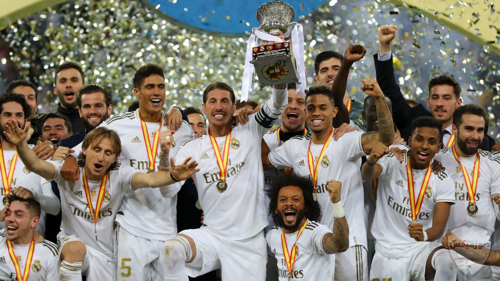 فريق ريال مدريد 9