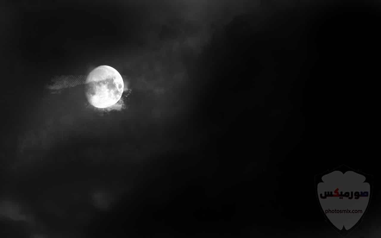 والنجوم خلفيات قمر للايفون خلفيات ضوء القمر 1