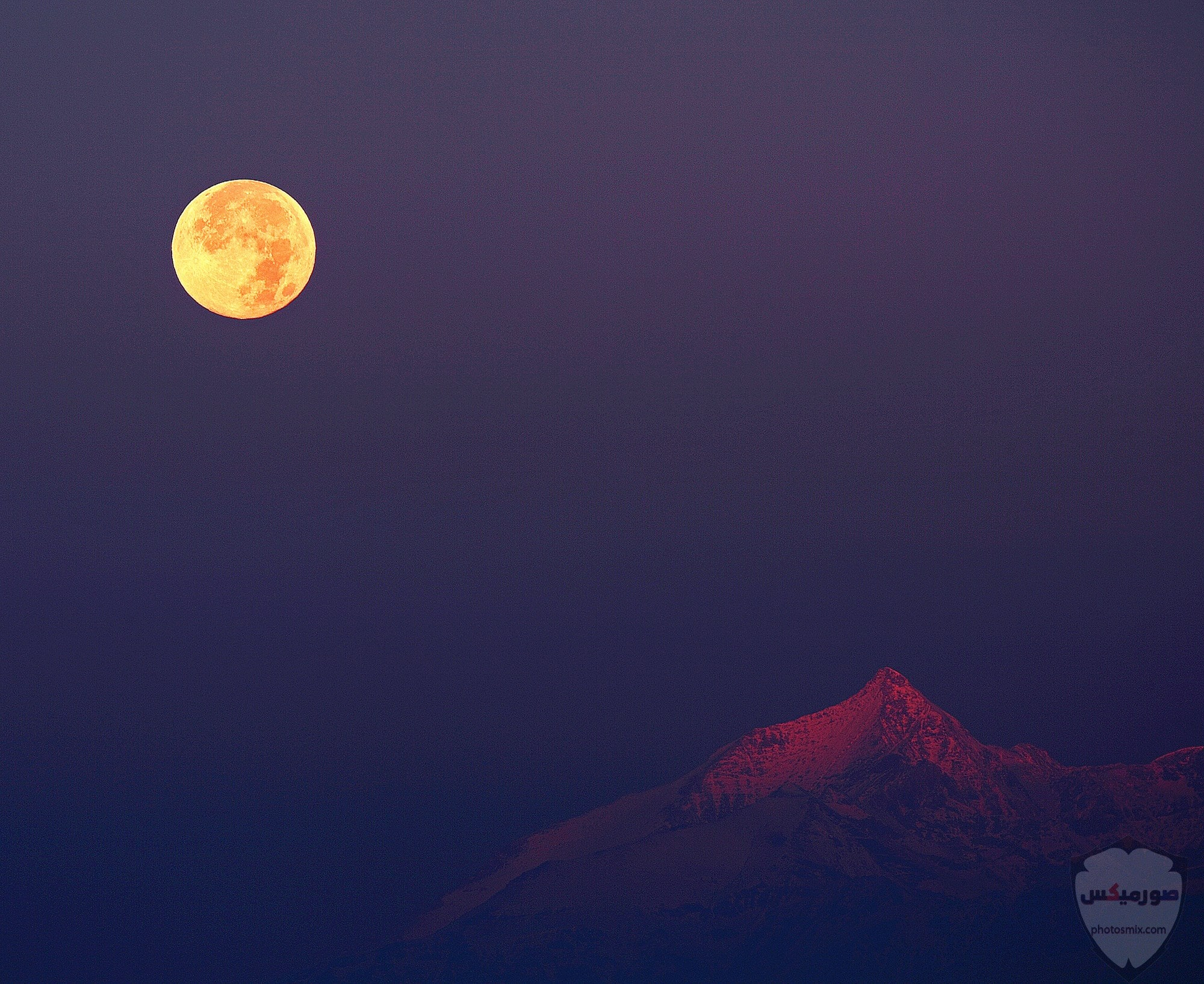 والنجوم خلفيات قمر للايفون خلفيات ضوء القمر 3