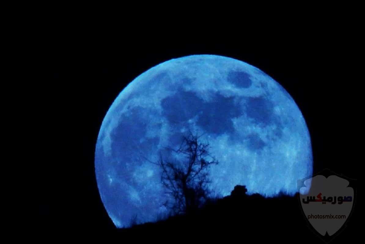 والنجوم خلفيات قمر للايفون خلفيات ضوء القمر 4